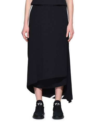 Y-3 3-Stripes Drape Skirt DRESSES & SKIRTS woman Y-3 adidas