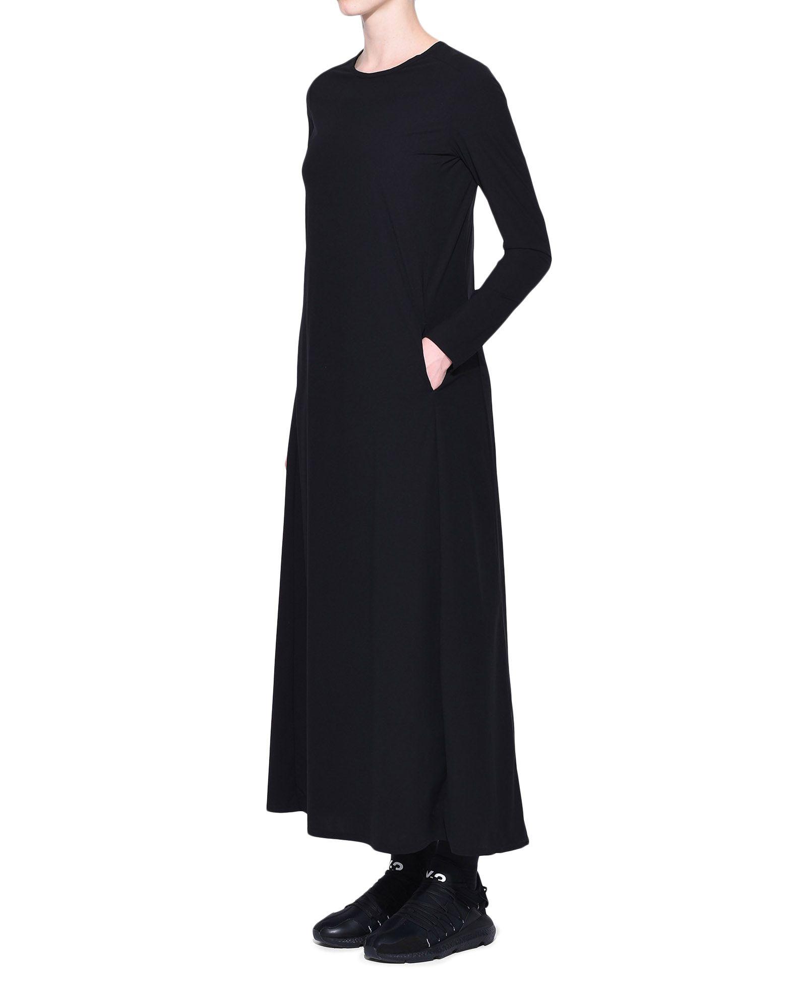 Y-3 Y-3 Stacked Logo Dress Vestito lungo Donna e