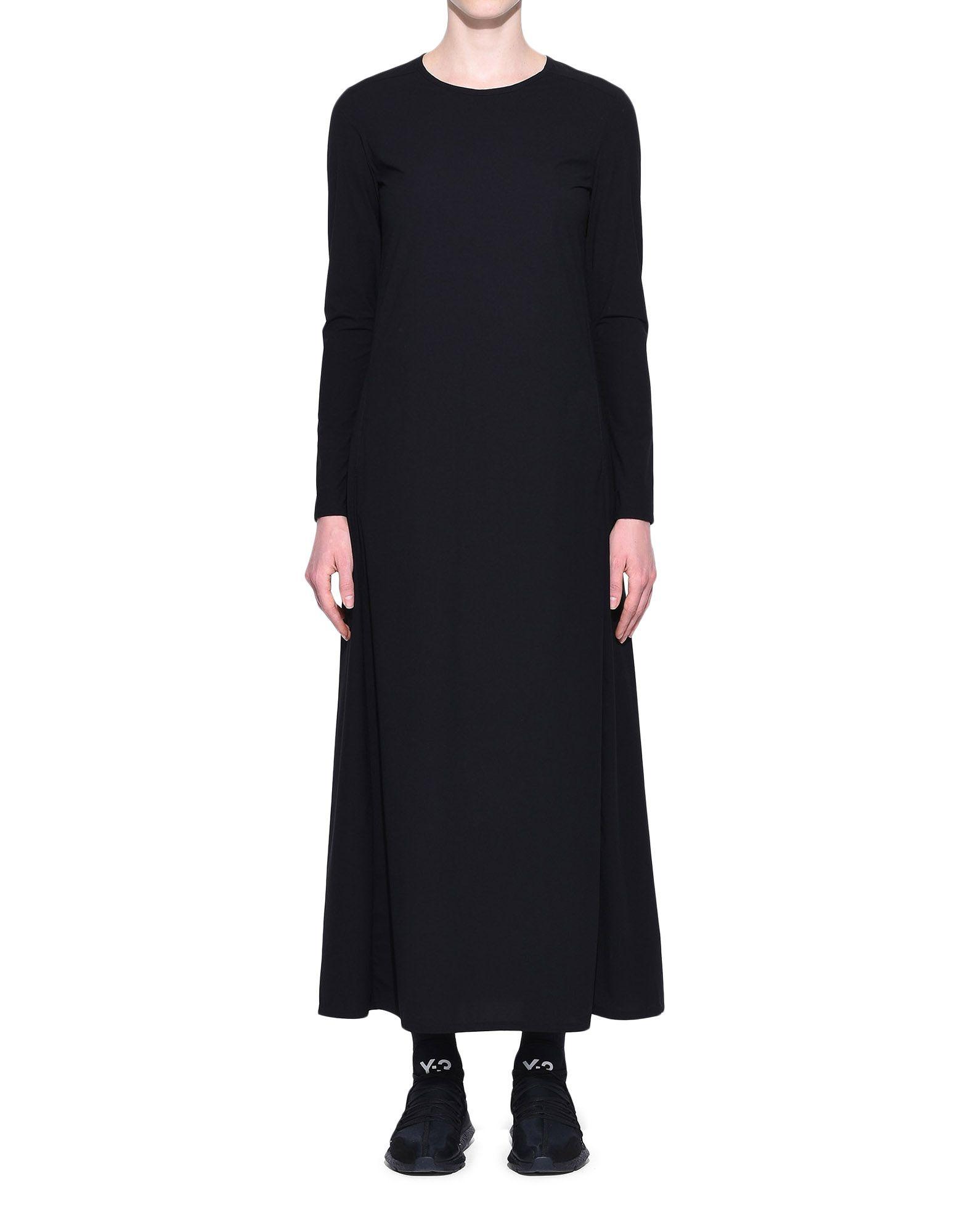 Y-3 Y-3 Stacked Logo Dress Vestito lungo Donna r