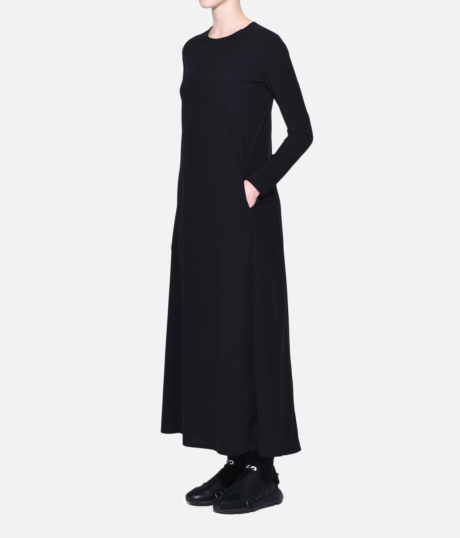 Y-3 Y-3 Stacked Logo Dress Vestito lungo Donna e