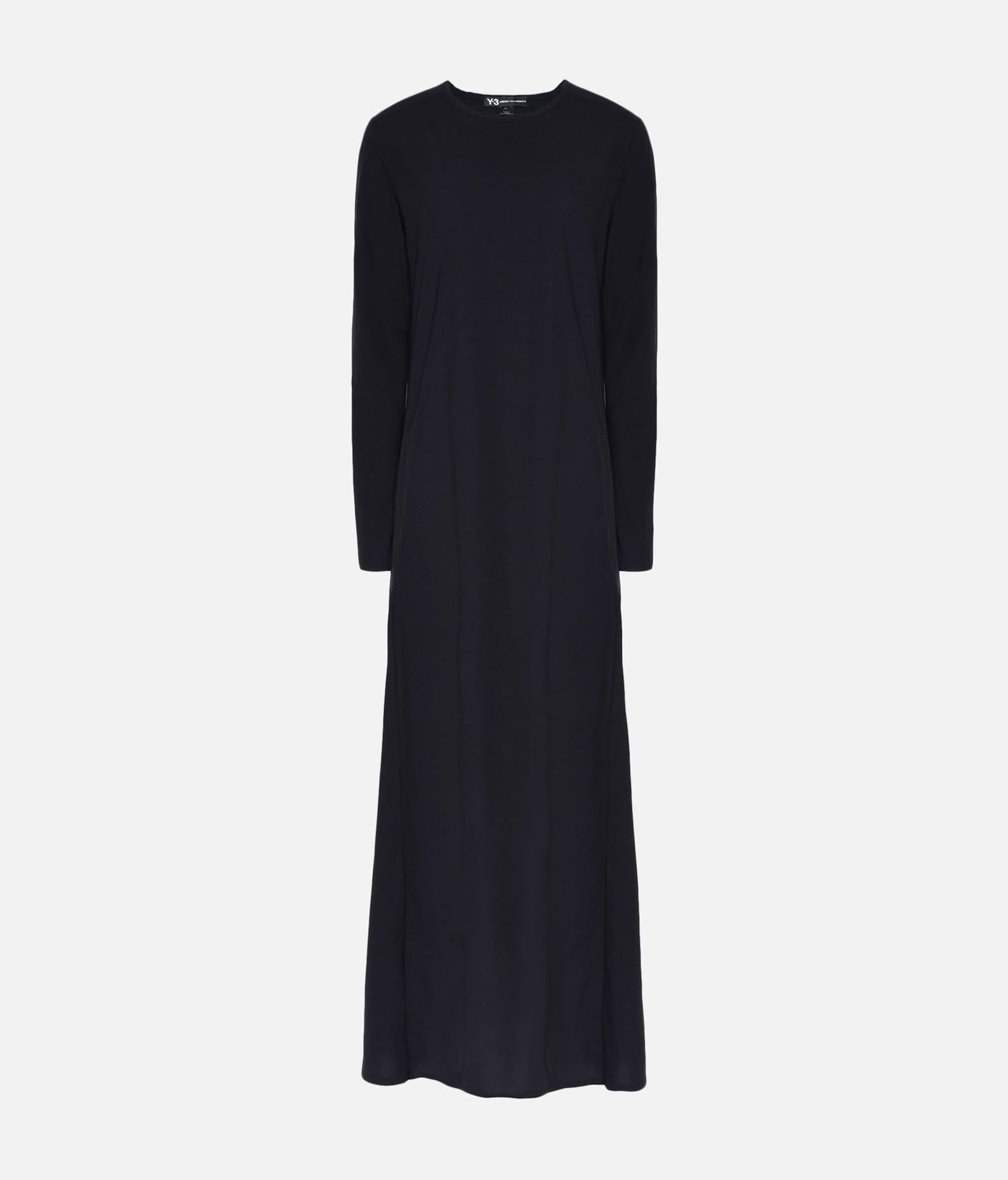 Y-3 Y-3 Stacked Logo Dress Long dress Woman f