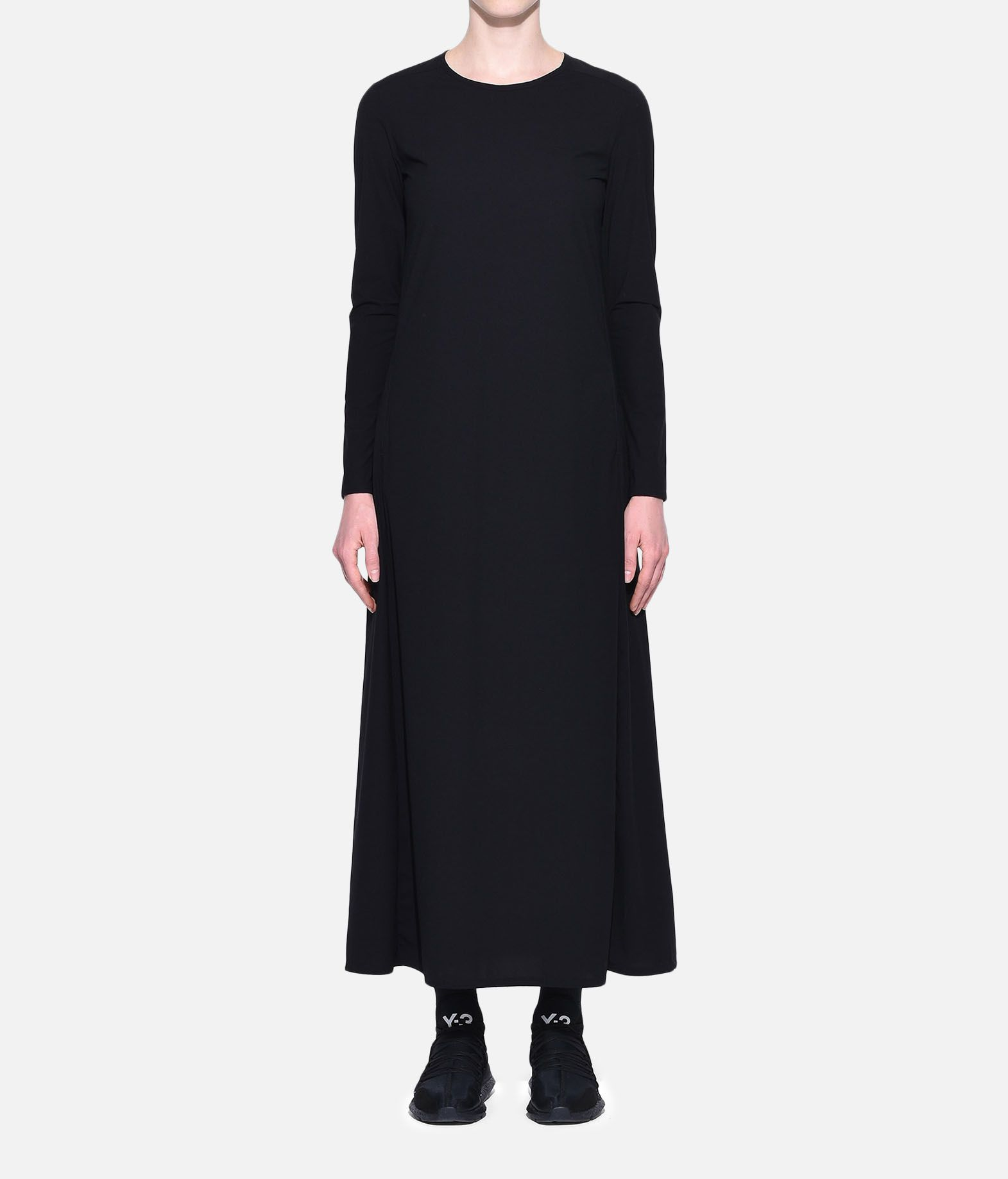 Y-3 Y-3 Stacked Logo Dress Long dress Woman r