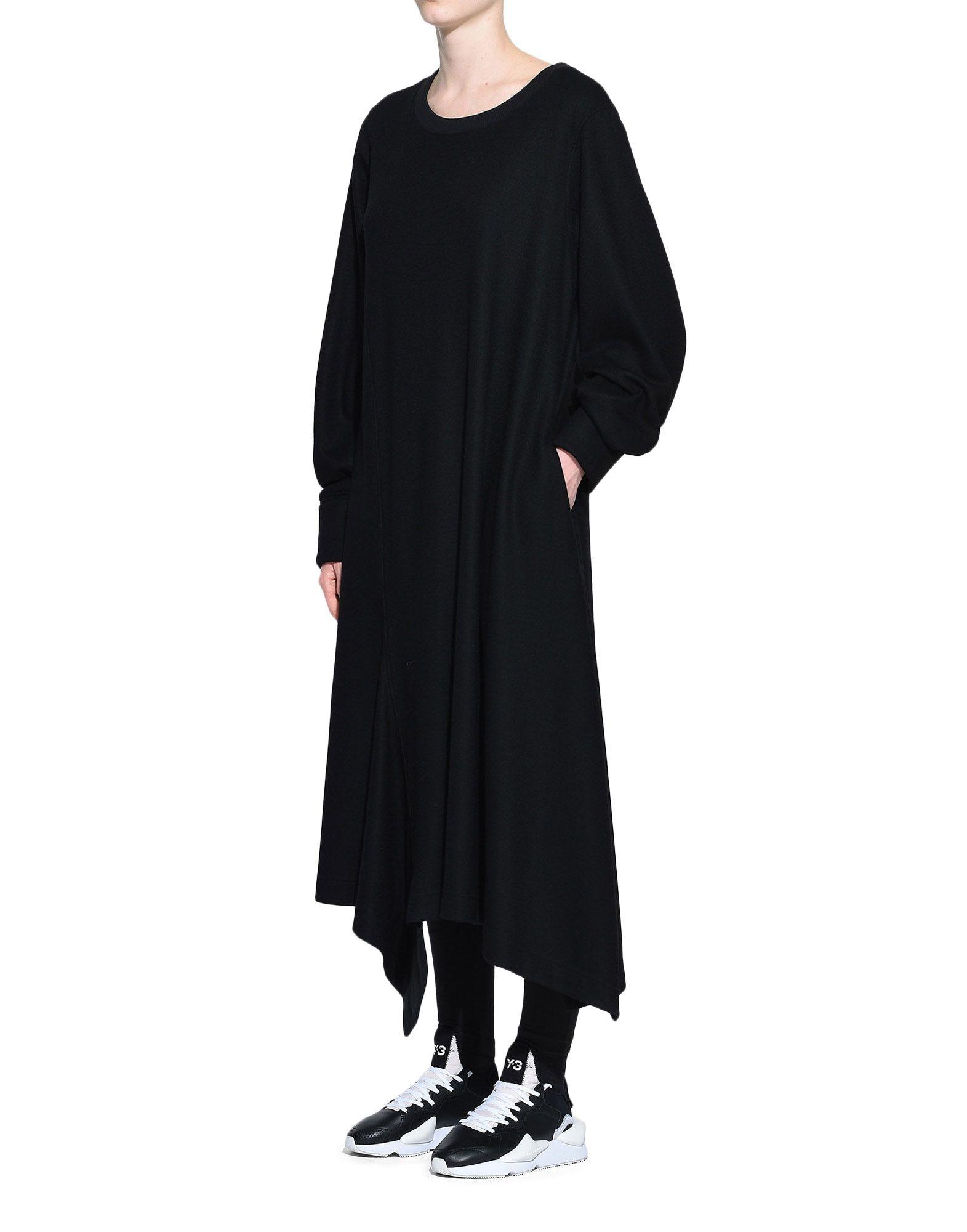 Y-3 Y-3 Wool Dress Robe longue Femme e