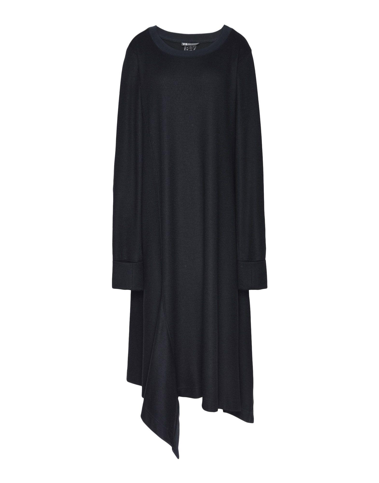 Y-3 Y-3 Wool Dress Robe longue Femme f