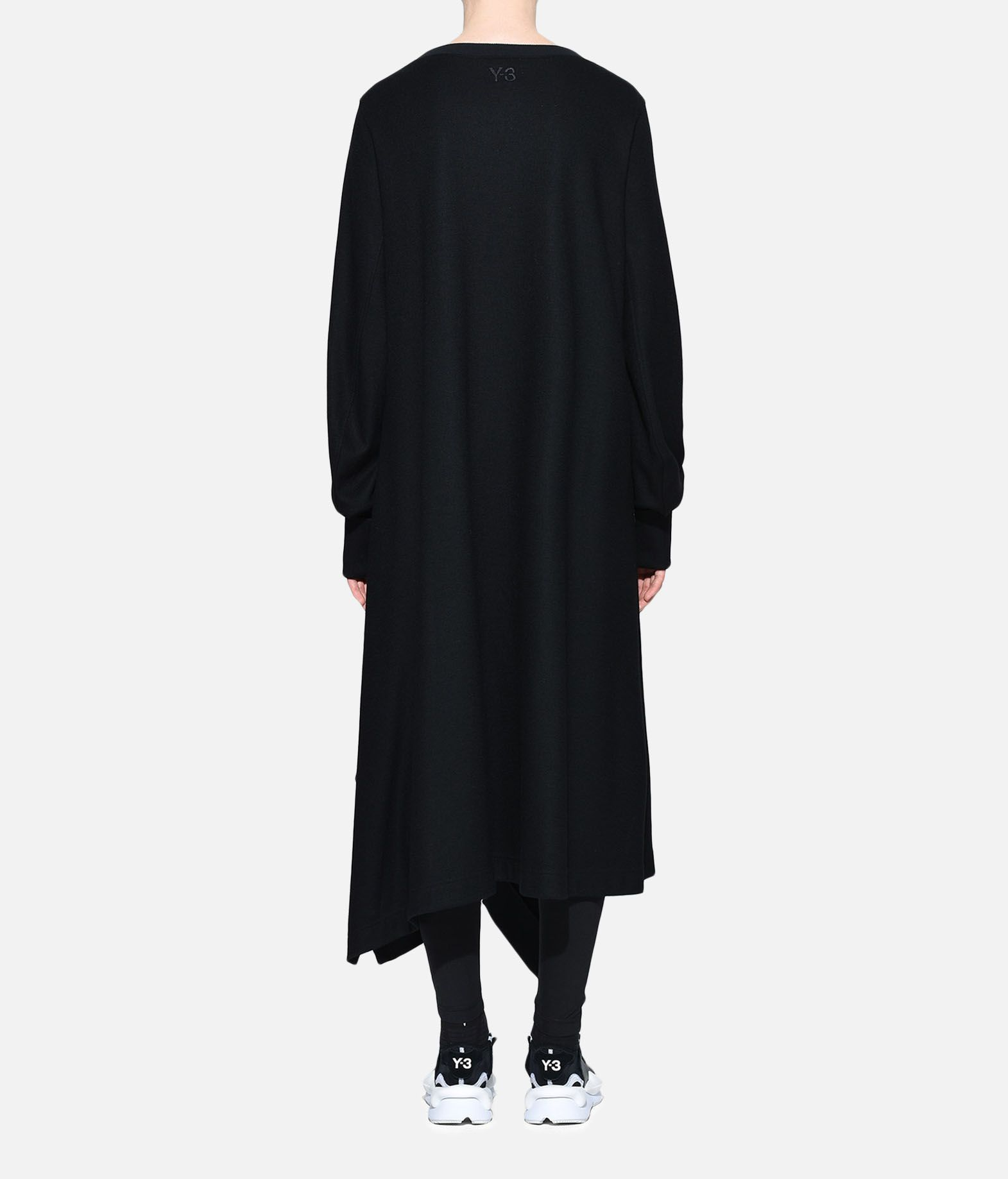 Y-3 Y-3 Wool Dress Long dress Woman d