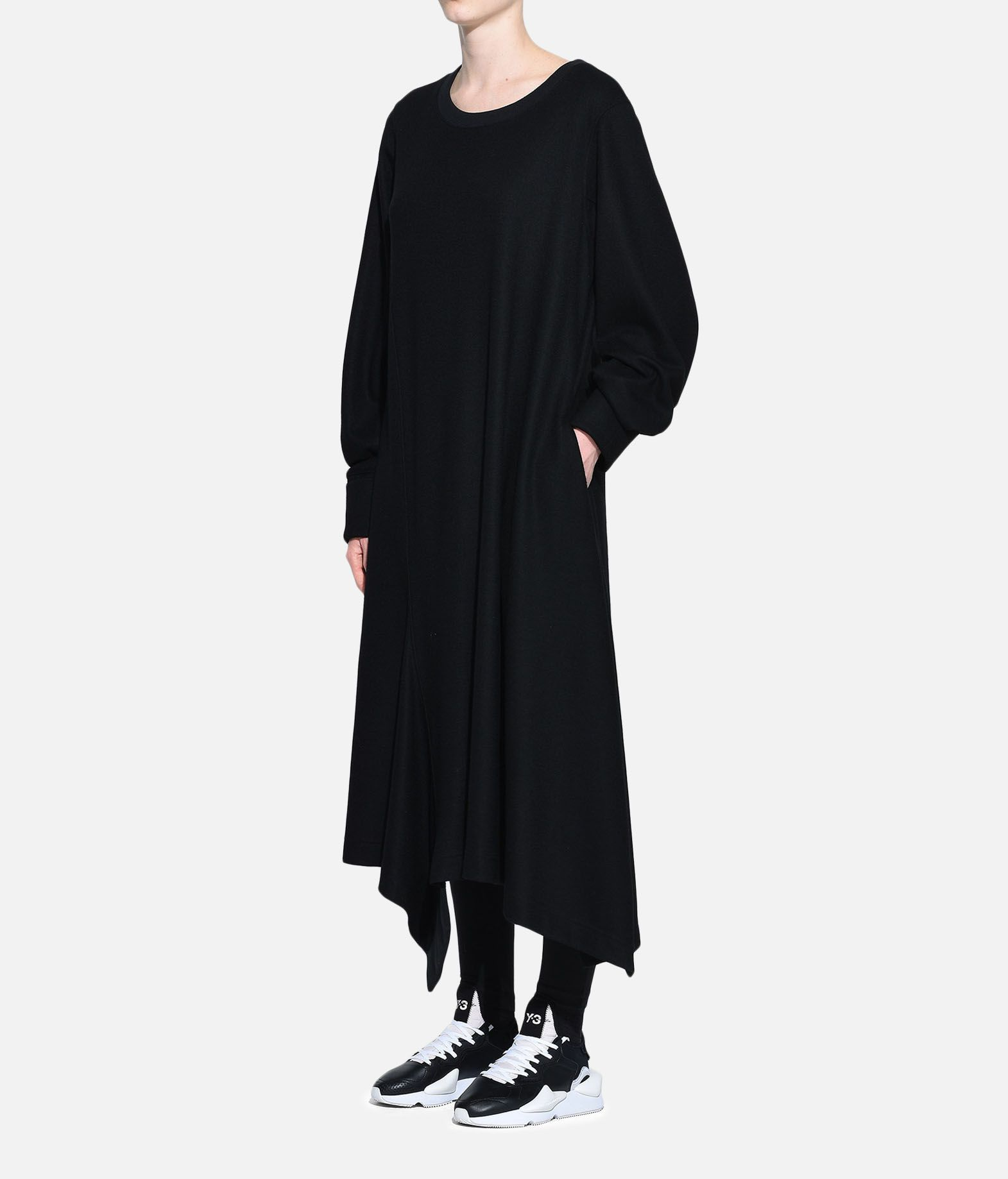 Y-3 Y-3 Wool Dress Long dress Woman e