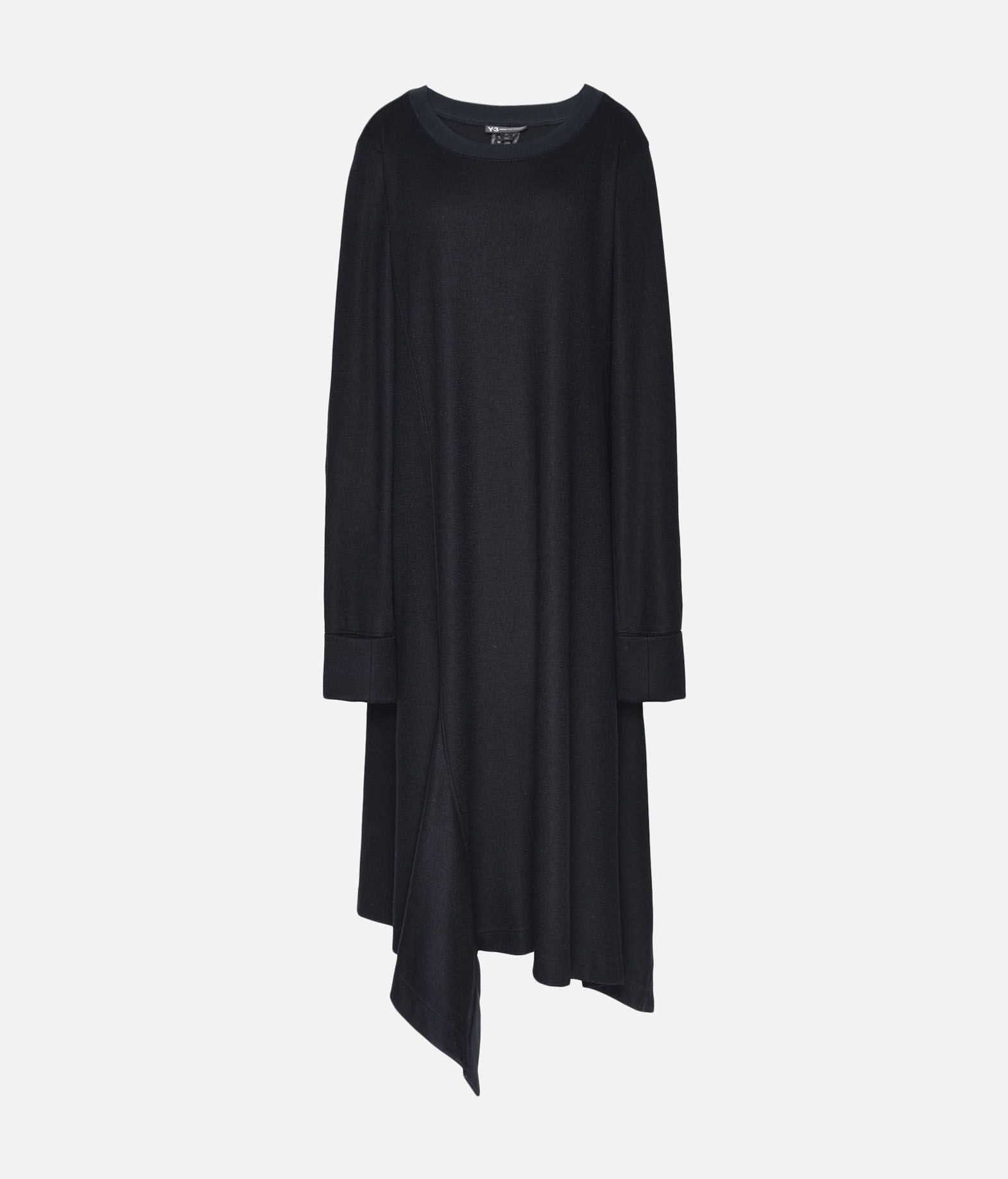 Y-3 Y-3 Wool Dress Long dress Woman f