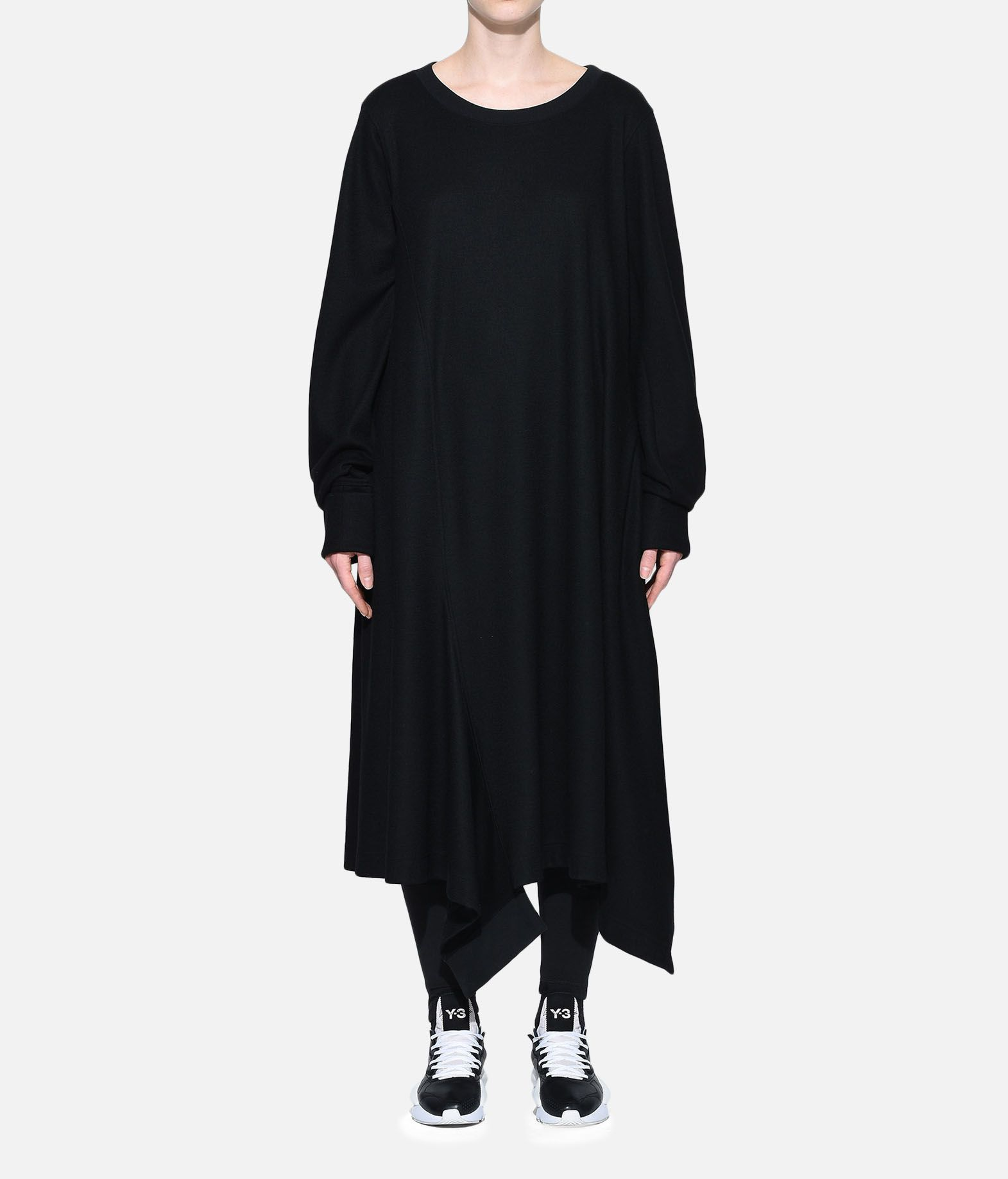 Y-3 Y-3 Wool Dress Long dress Woman r