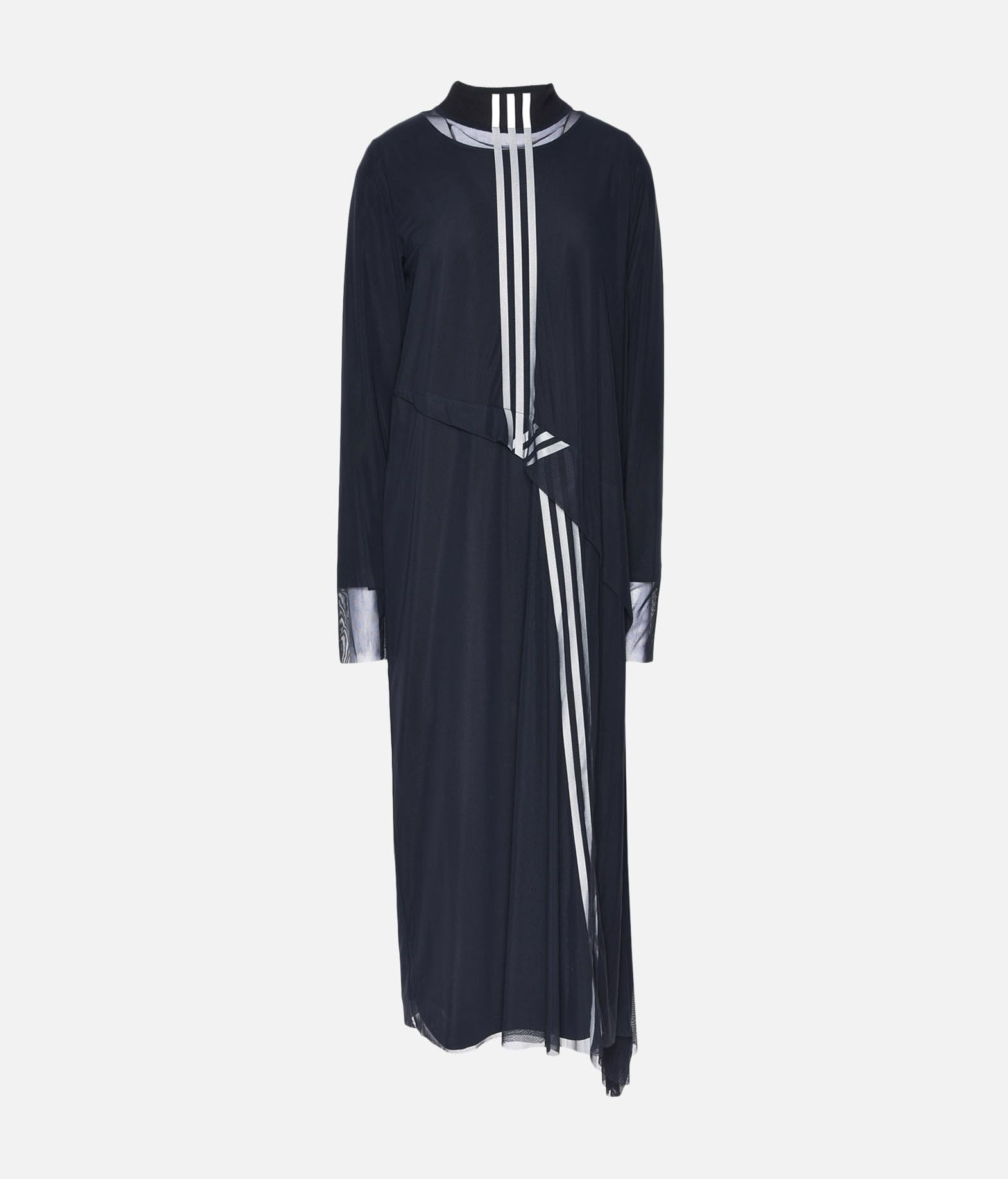 Y-3 Y-3 3-Stripes Mesh Dress Long dress Woman f