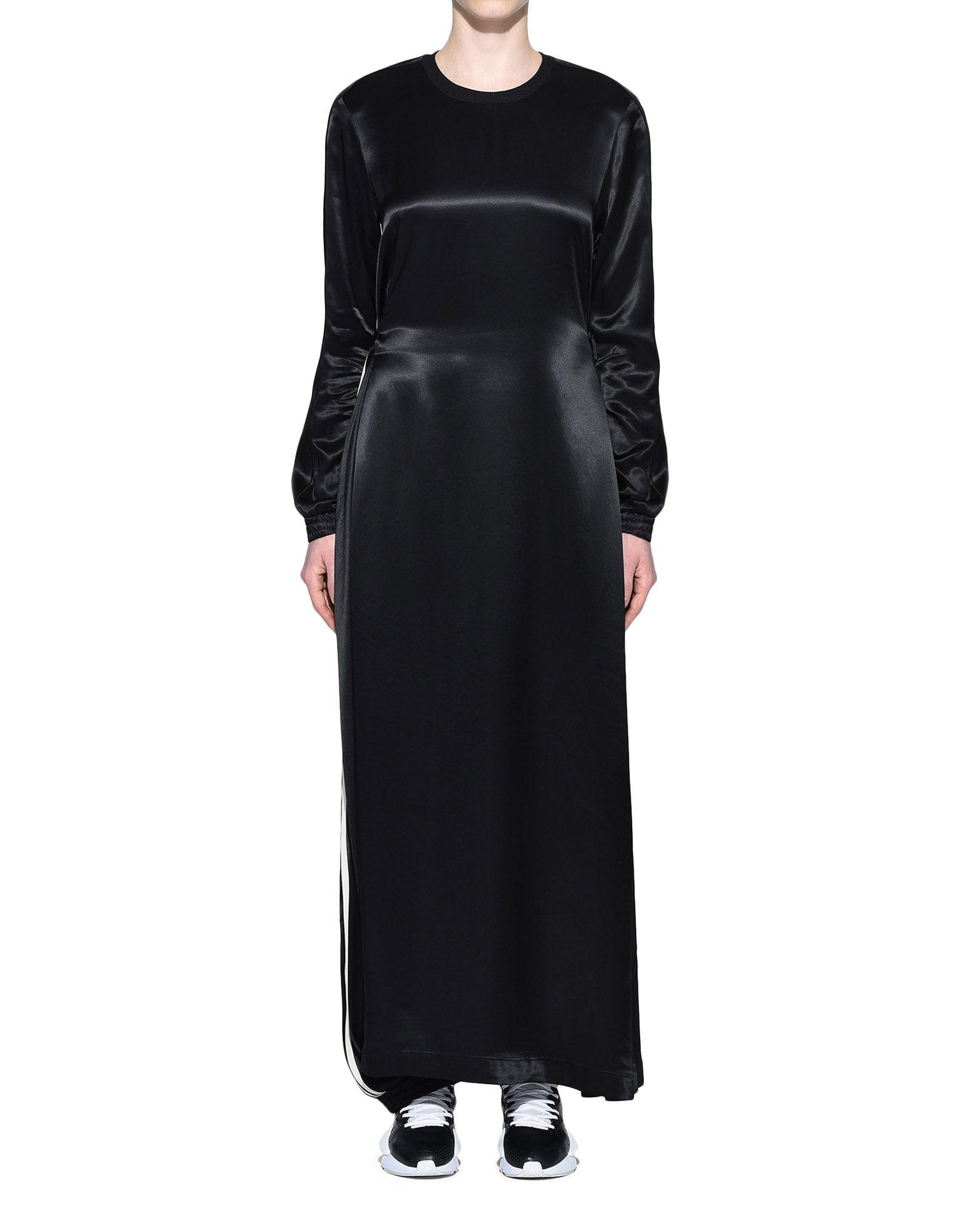 Y-3 Y-3 3-Stripes Lux Track Dress Длинное платье Для Женщин r