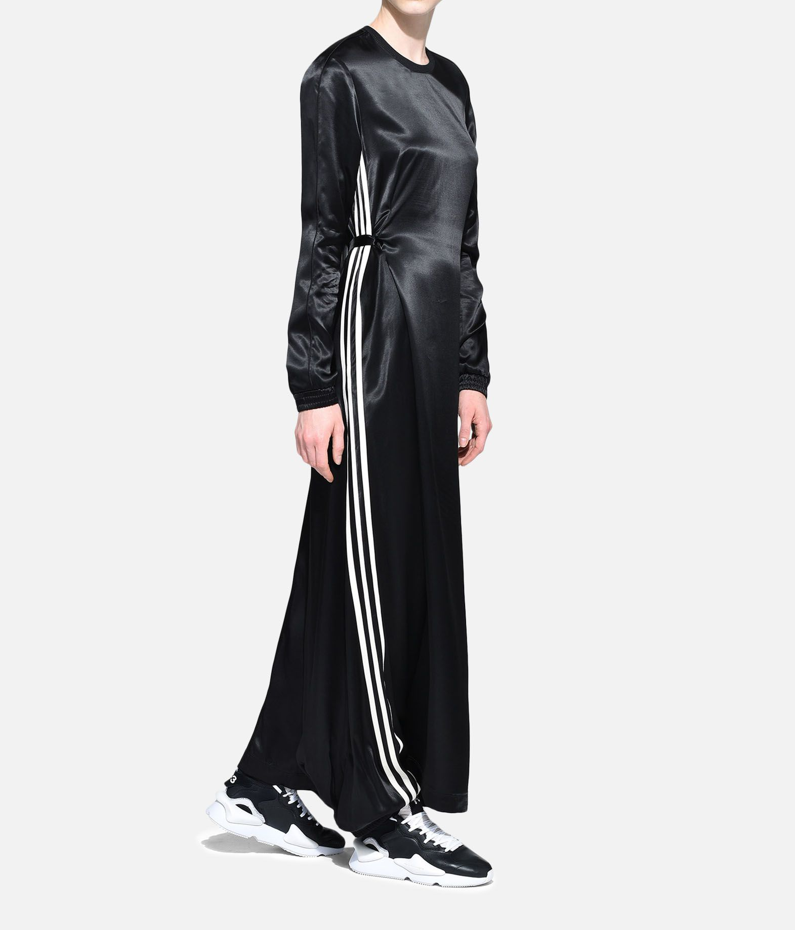 Y-3 Y-3 3-Stripes Lux Track Dress Vestito lungo Donna a