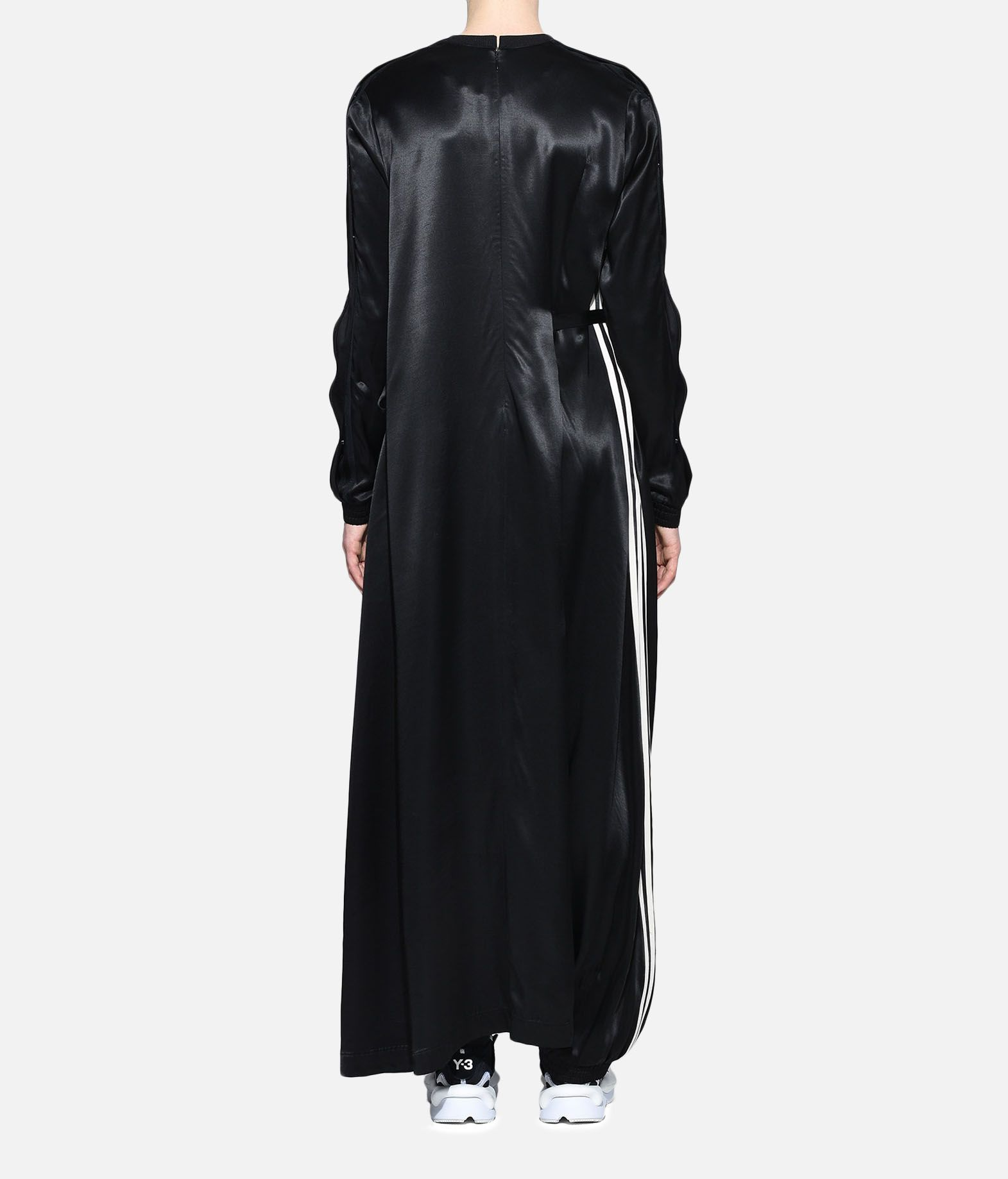 Y-3 Y-3 3-Stripes Lux Track Dress Long dress Woman d