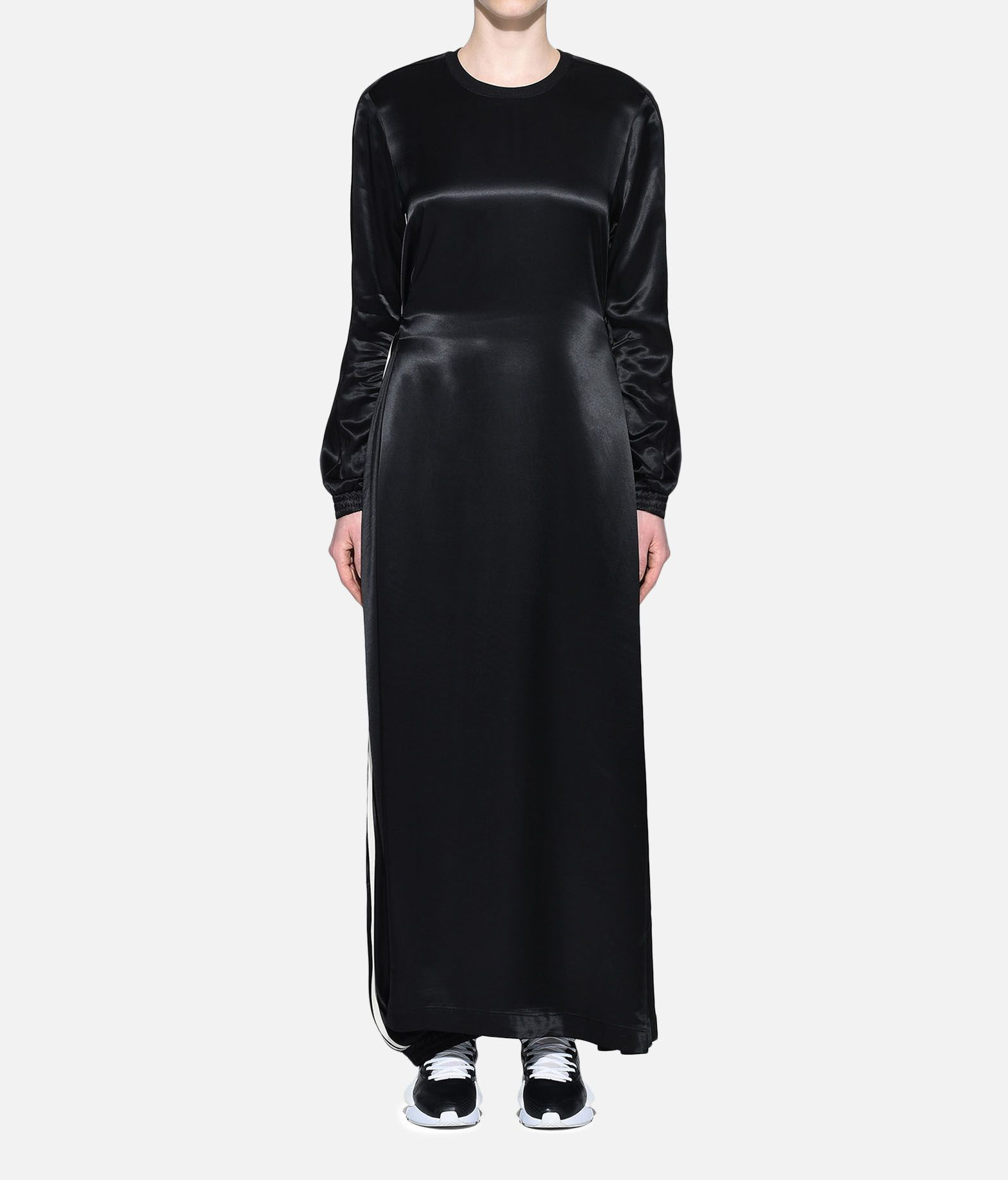 Y-3 Y-3 3-Stripes Lux Track Dress Long dress Woman r