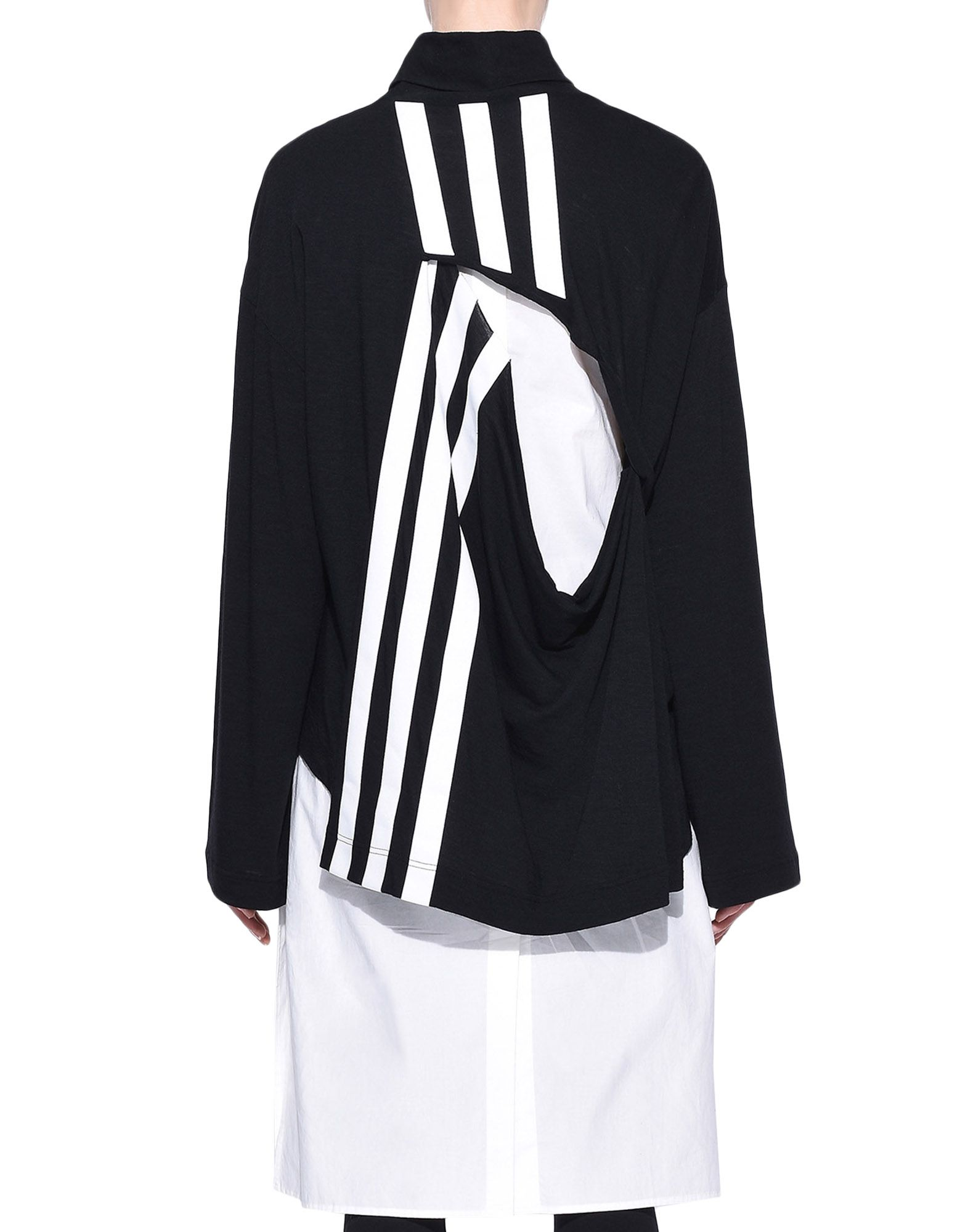Y-3 Y-3 3-Stripes Layered Dress Vestito longuette Donna d