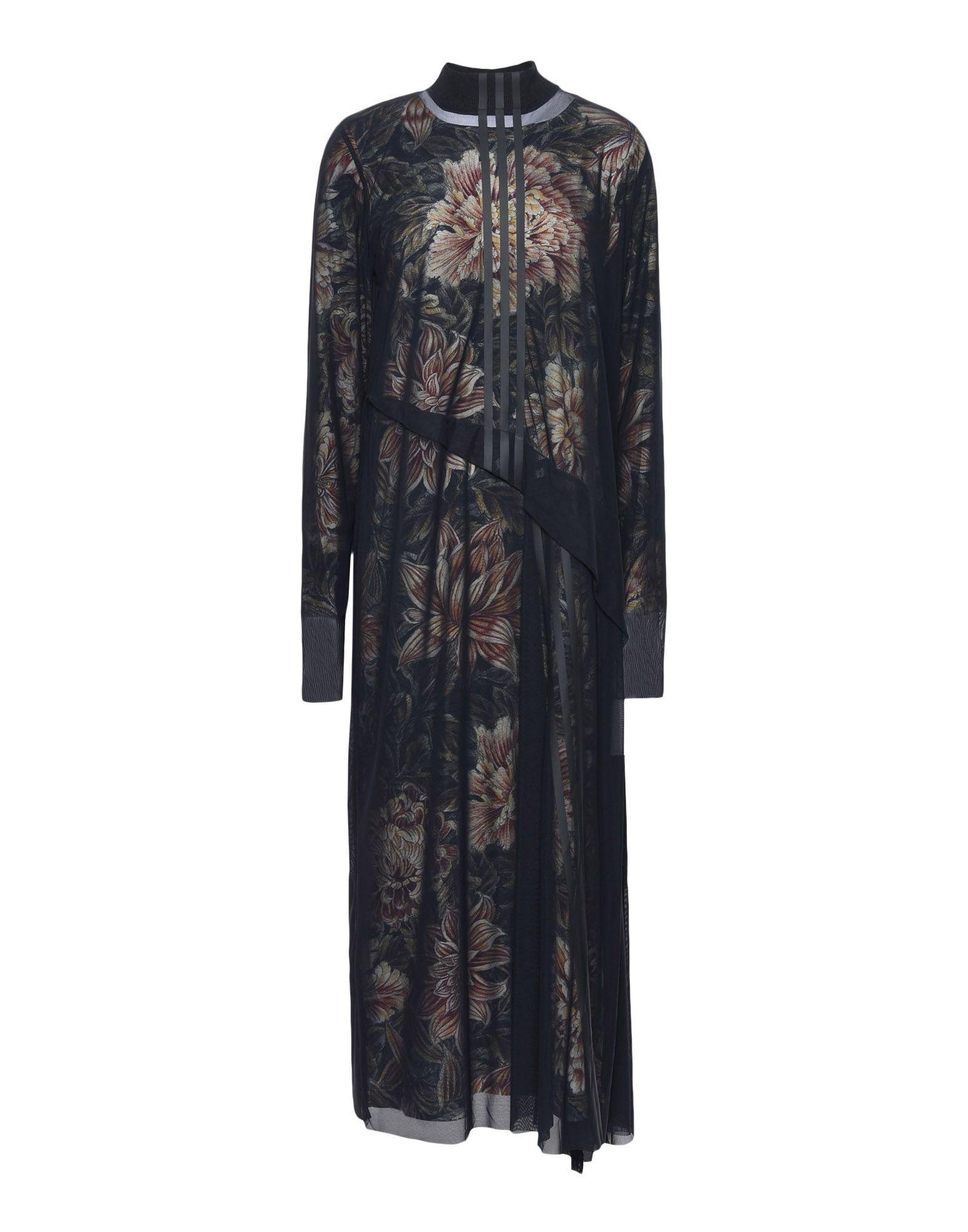 Y-3 Y-3 AOP 3-Stripes Mesh Dress Robe longue Femme f