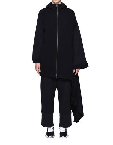 Y-3 Knitted Hoodie Dress DRESSES & SKIRTS woman Y-3 adidas