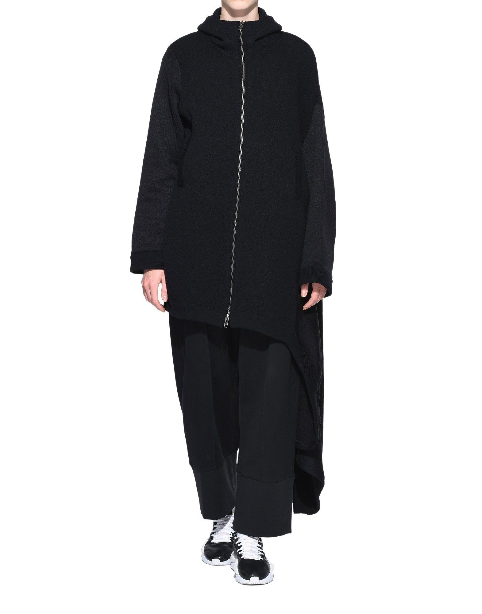 Y-3 Y-3 Knitted Hoodie Dress Vestito corto Donna a