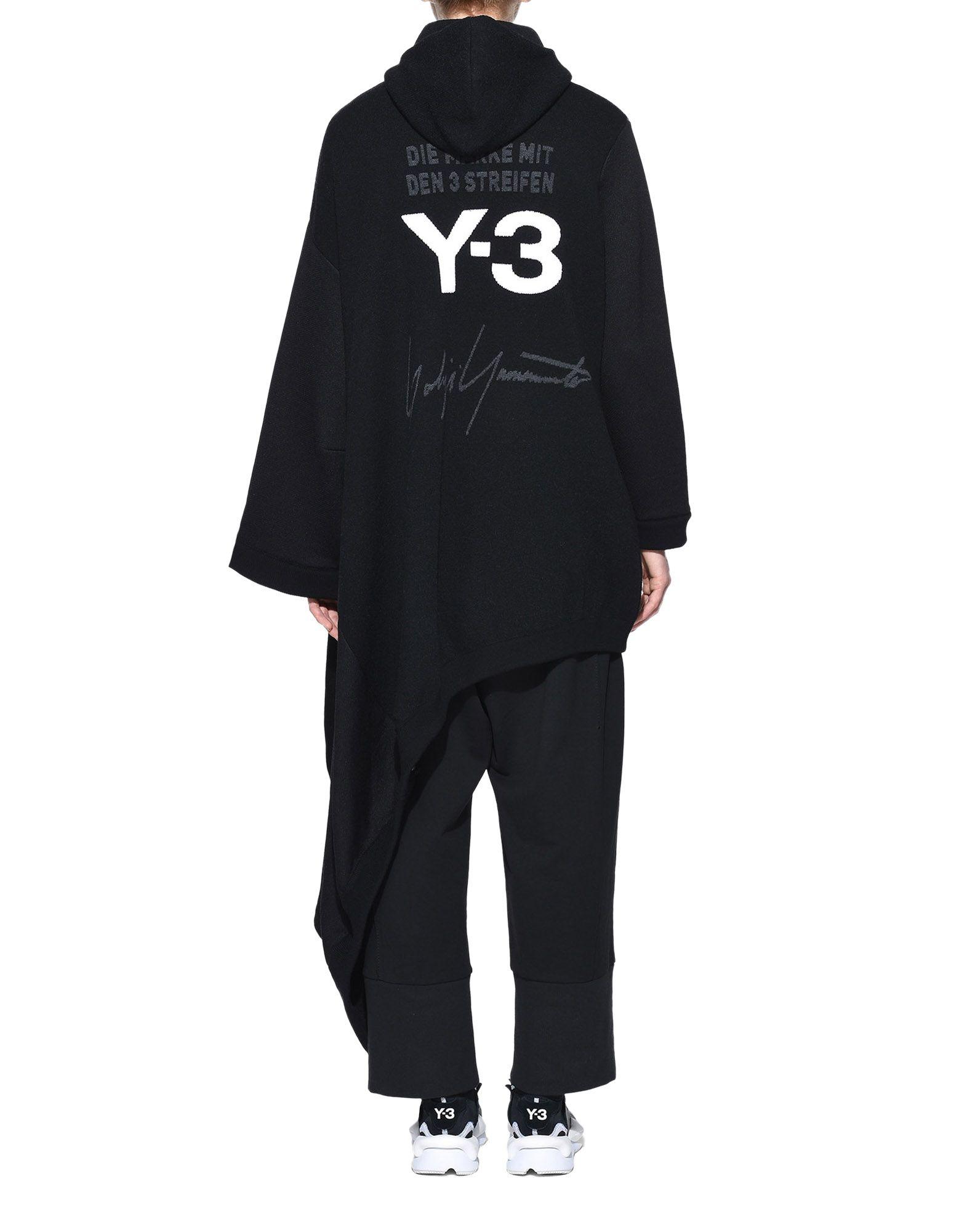 Y-3 Y-3 Knitted Hoodie Dress Vestito corto Donna d