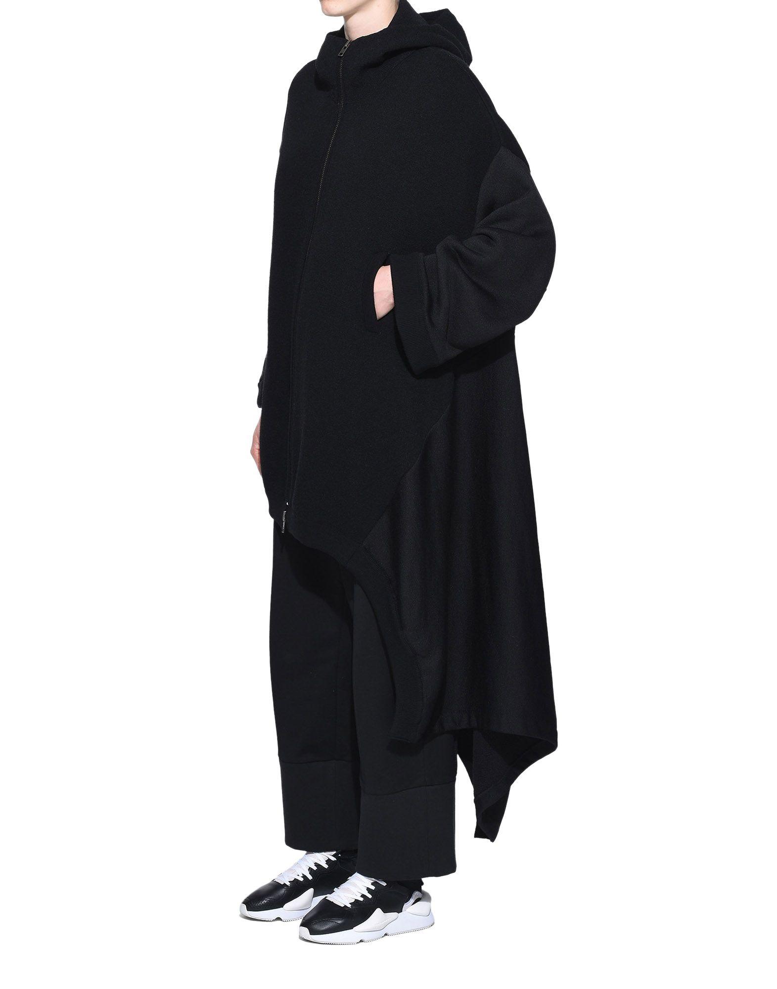 Y-3 Y-3 Knitted Hoodie Dress Vestito corto Donna e
