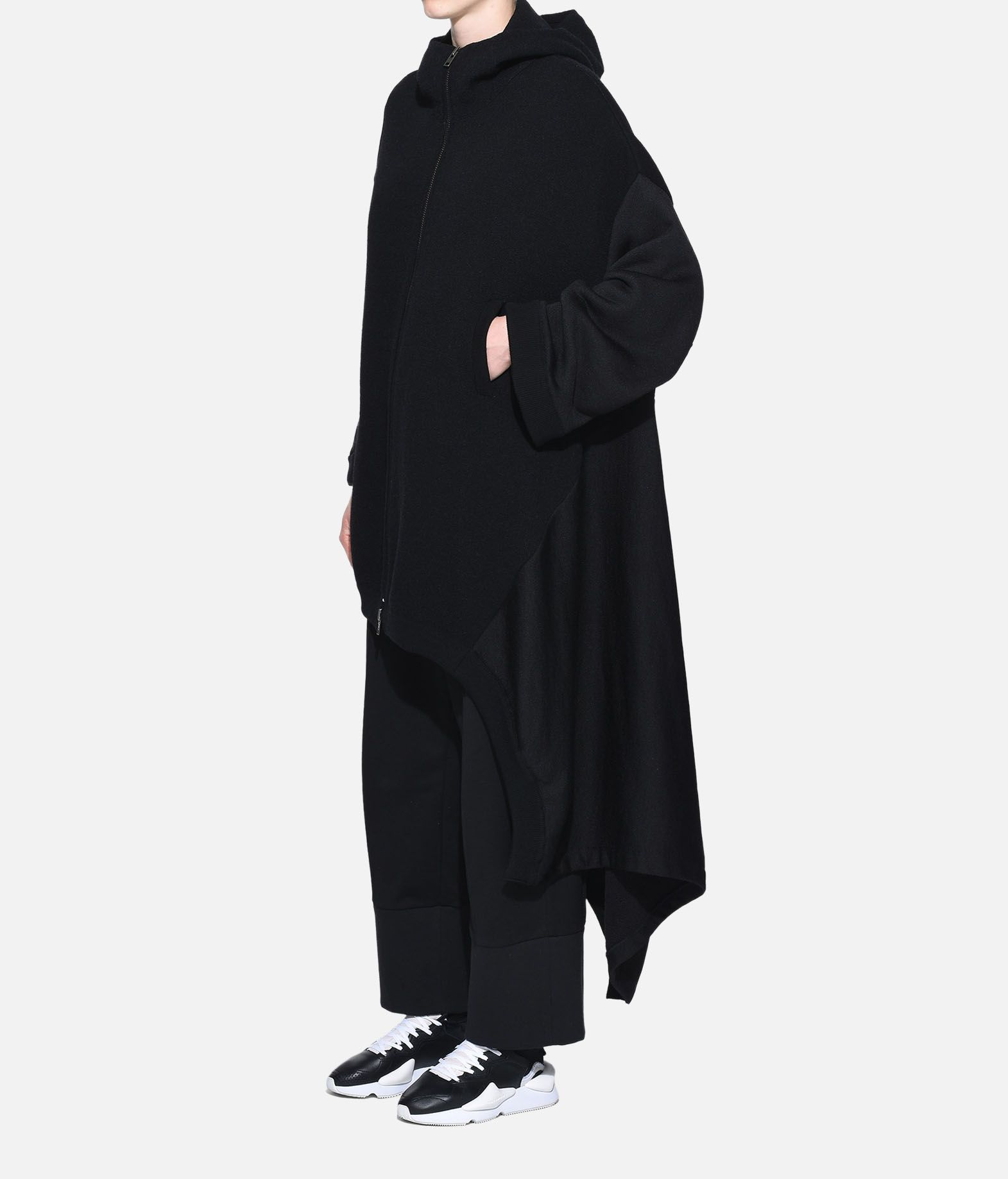 Y-3 Y-3 Knitted Hoodie Dress Robe courte Femme e