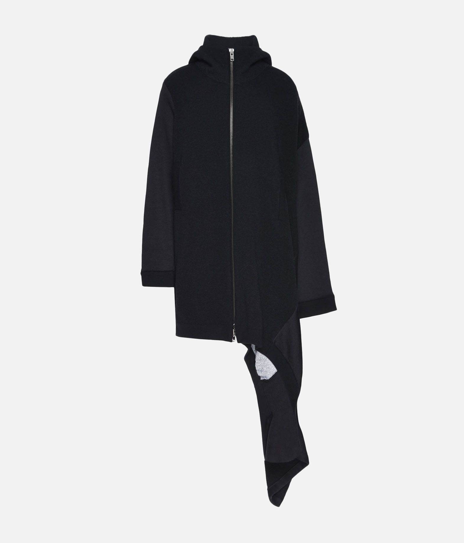 Y-3 Y-3 Knitted Hoodie Dress Robe courte Femme f