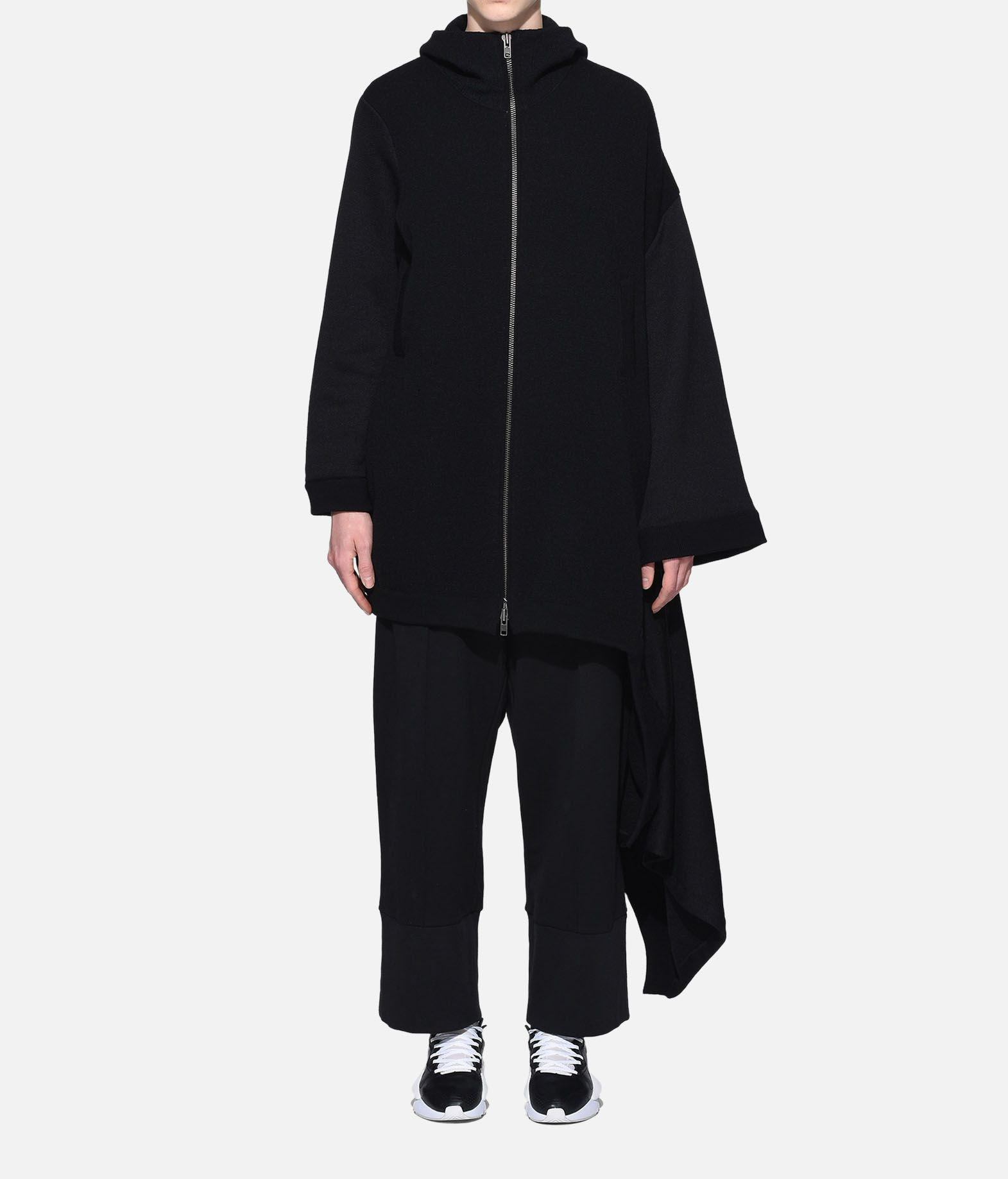 Y-3 Y-3 Knitted Hoodie Dress Robe courte Femme r