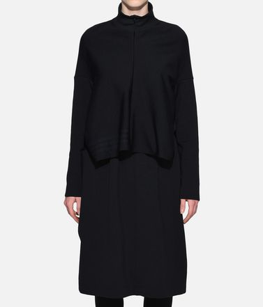 Y-3 3/4 length dress Woman Y-3 Matte Track Dress r