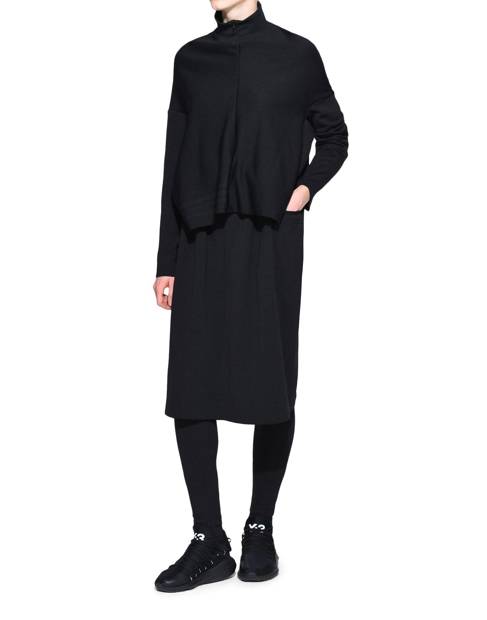 Y-3 Y-3 Matte Track Dress Vestito longuette Donna a