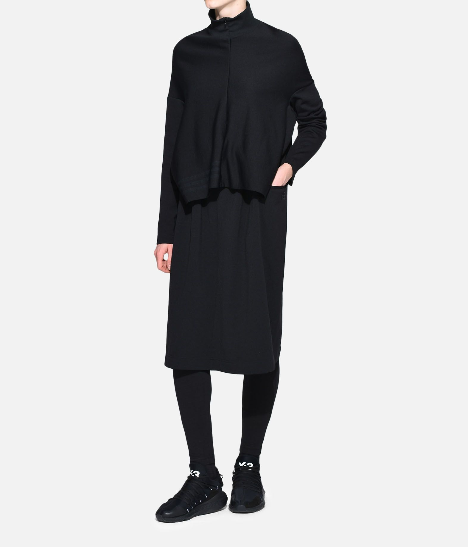 Y-3 Y-3 Matte Track Dress Robe mi-longue Femme a