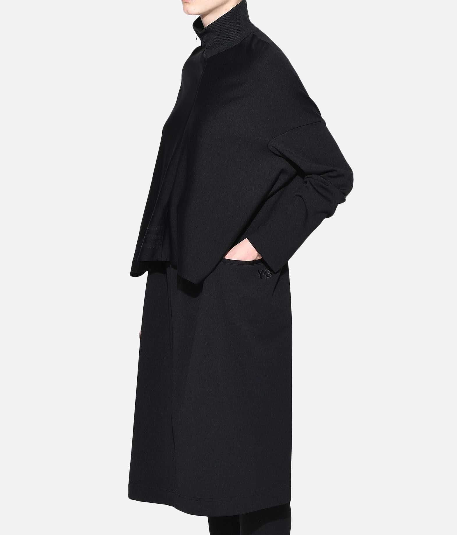 Y-3 Y-3 Matte Track Dress 3/4 length dress Woman e