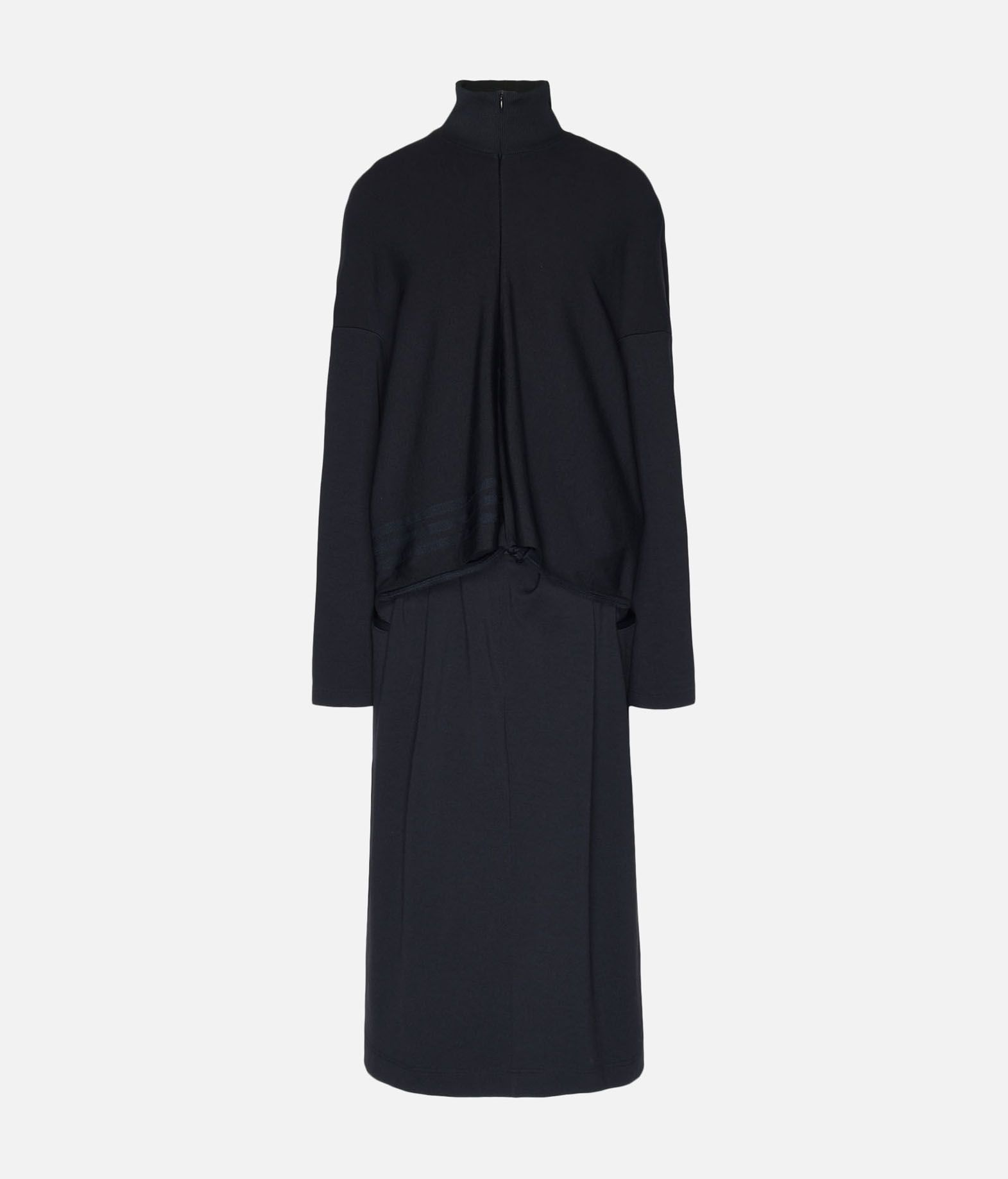 Y-3 Y-3 Matte Track Dress Robe mi-longue Femme f