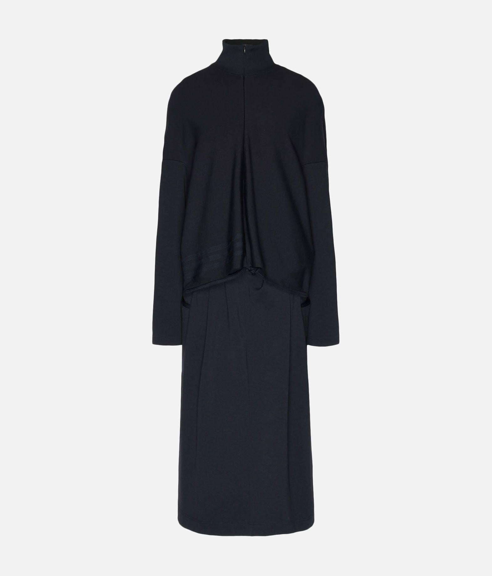 Y-3 Y-3 Matte Track Dress Платье длиной 3/4 Для Женщин f