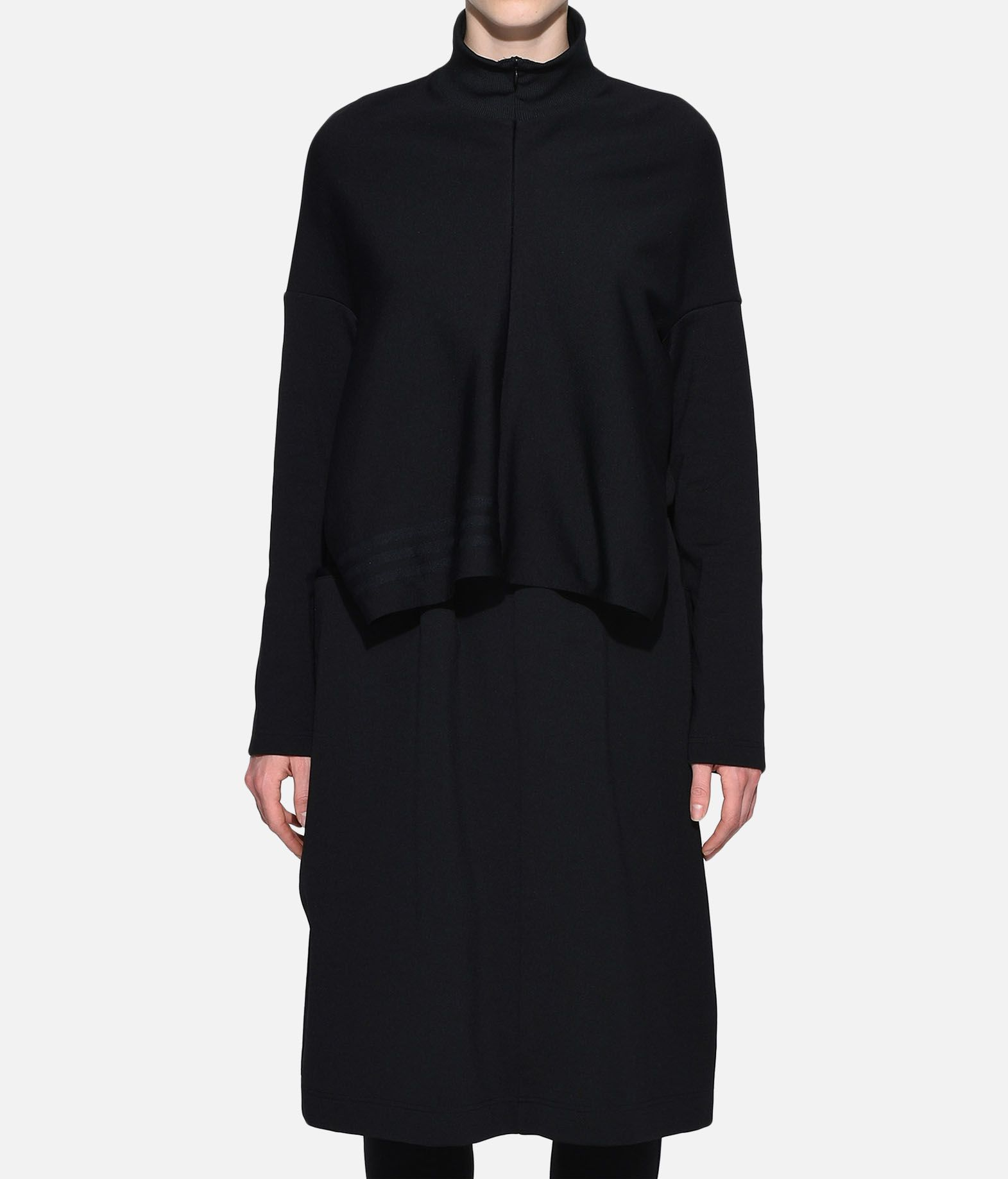 Y-3 Y-3 Matte Track Dress 3/4 length dress Woman r