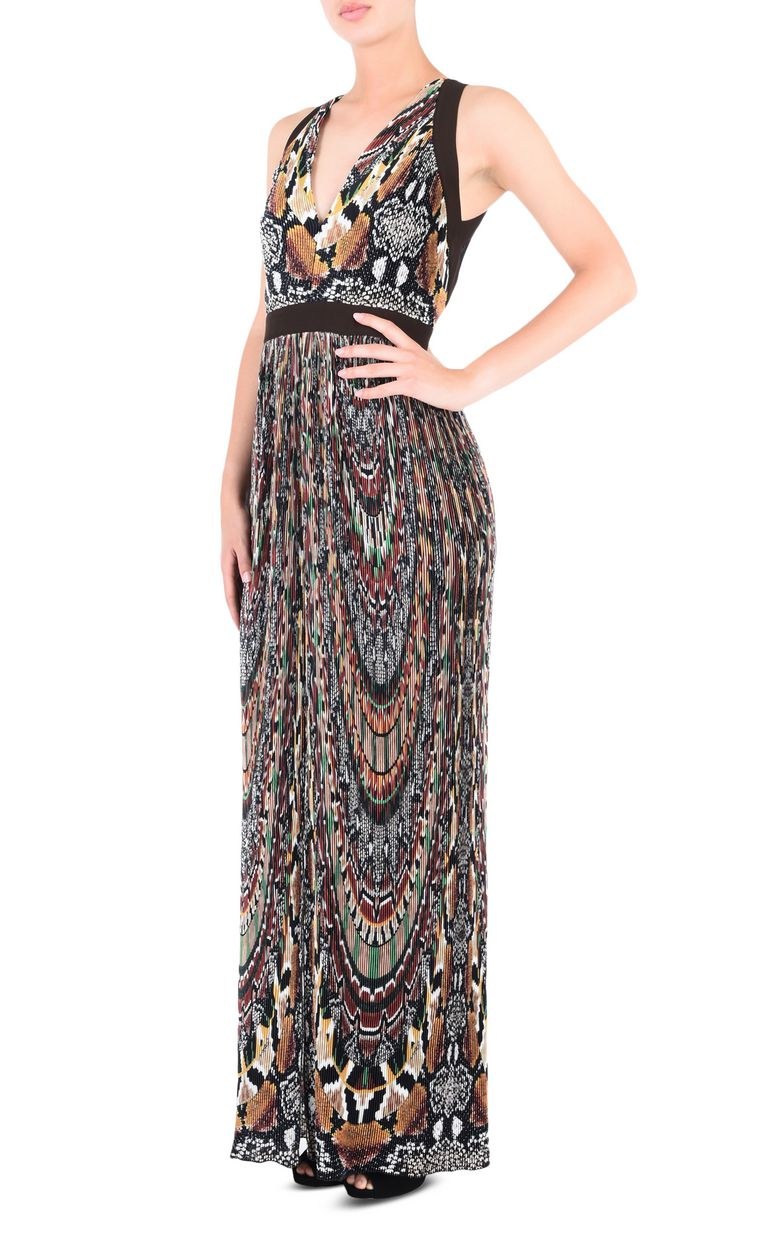 JUST CAVALLI Zimbabwe maxi dress Long dress Woman f