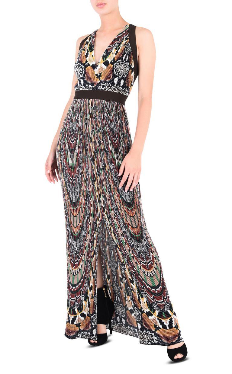 JUST CAVALLI Zimbabwe maxi dress Long dress Woman r