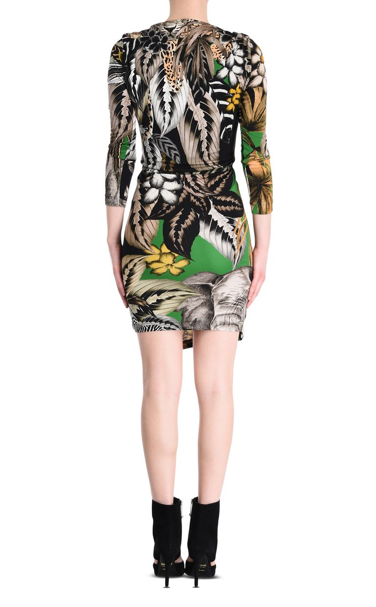 JUST CAVALLI Kenya mini dress 3/4 length dress Woman d