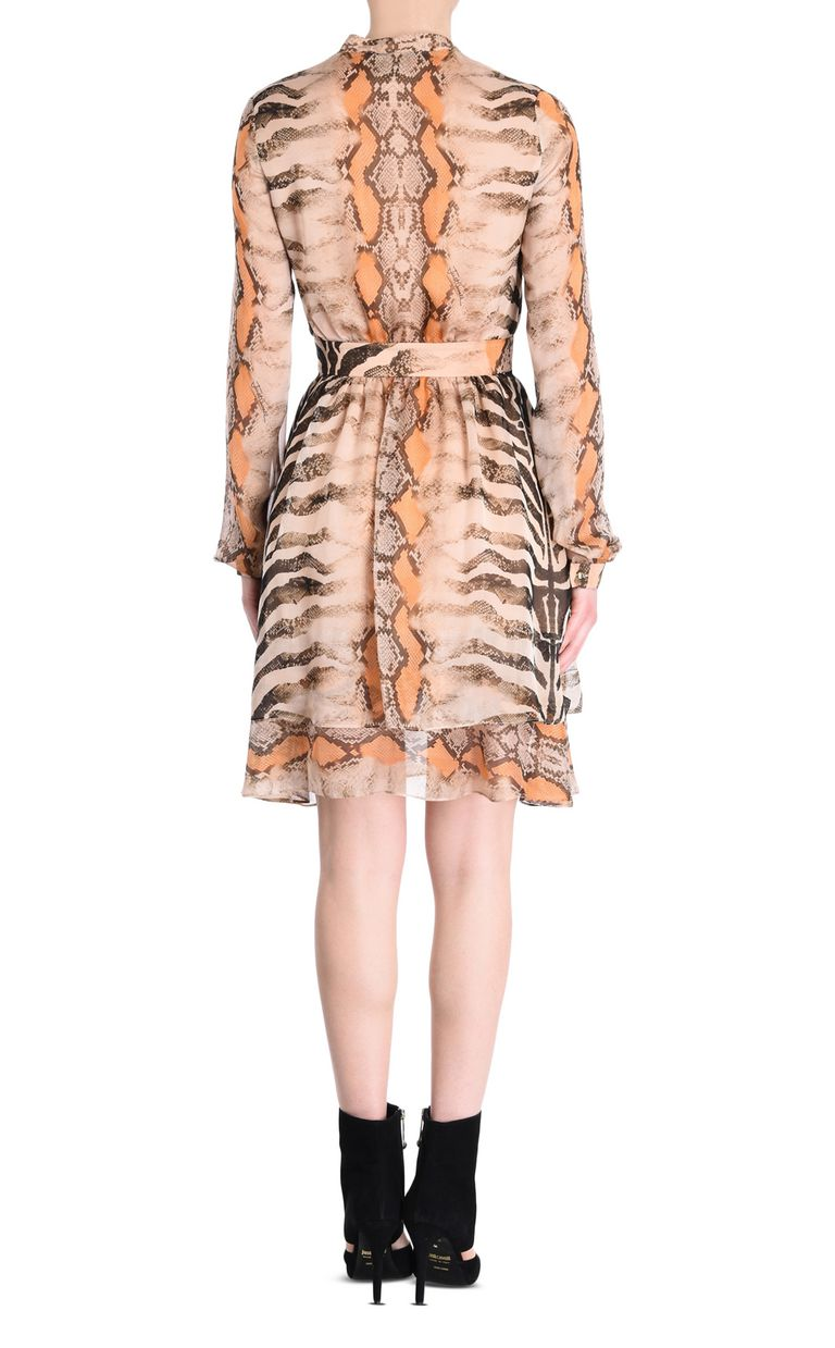 JUST CAVALLI Namibia mini dress 3/4 length dress Woman d