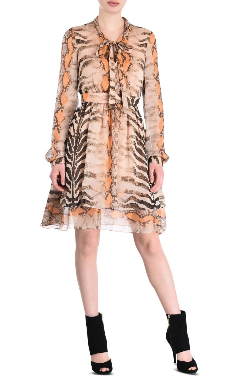 JUST CAVALLI Namibia mini dress 3/4 length dress Woman f