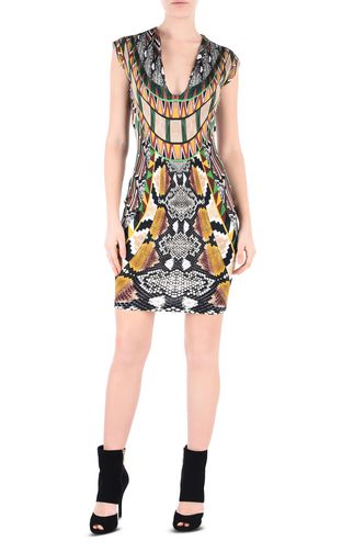 JUST CAVALLI Short dress Woman f