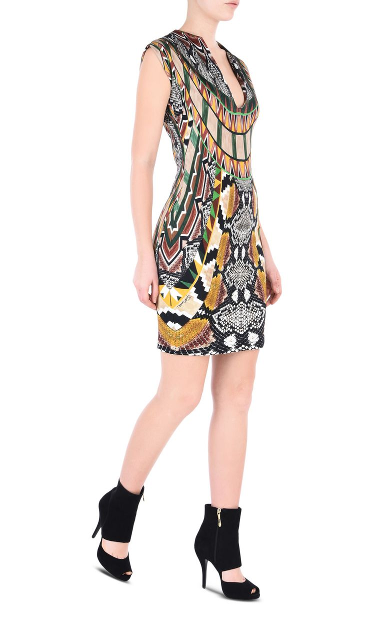 JUST CAVALLI Zimbabwe mini dress Short dress [*** pickupInStoreShipping_info ***] r