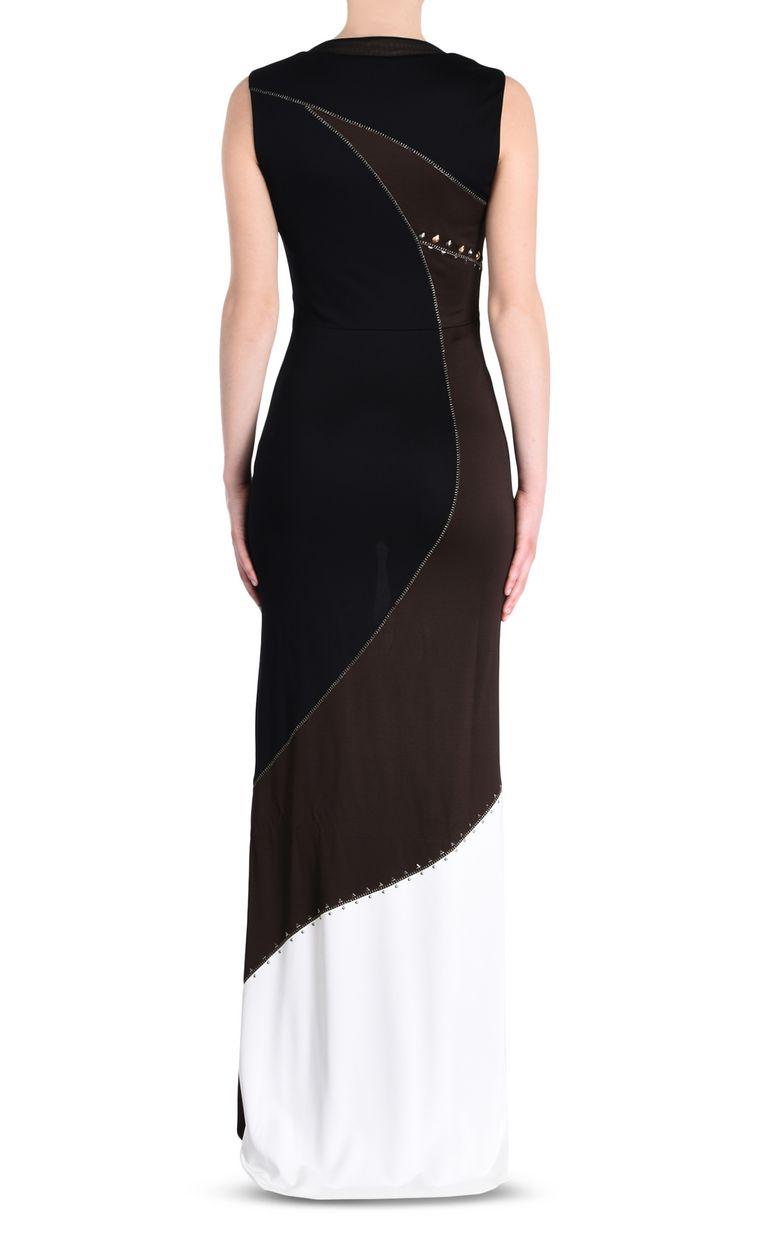 JUST CAVALLI Compact jersey maxi dress Long dress [*** pickupInStoreShipping_info ***] d