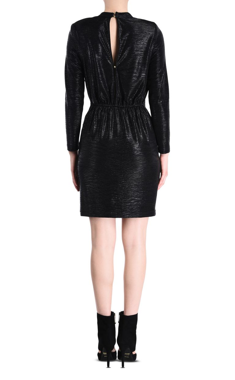 JUST CAVALLI Elegant black dress Short dress [*** pickupInStoreShipping_info ***] d