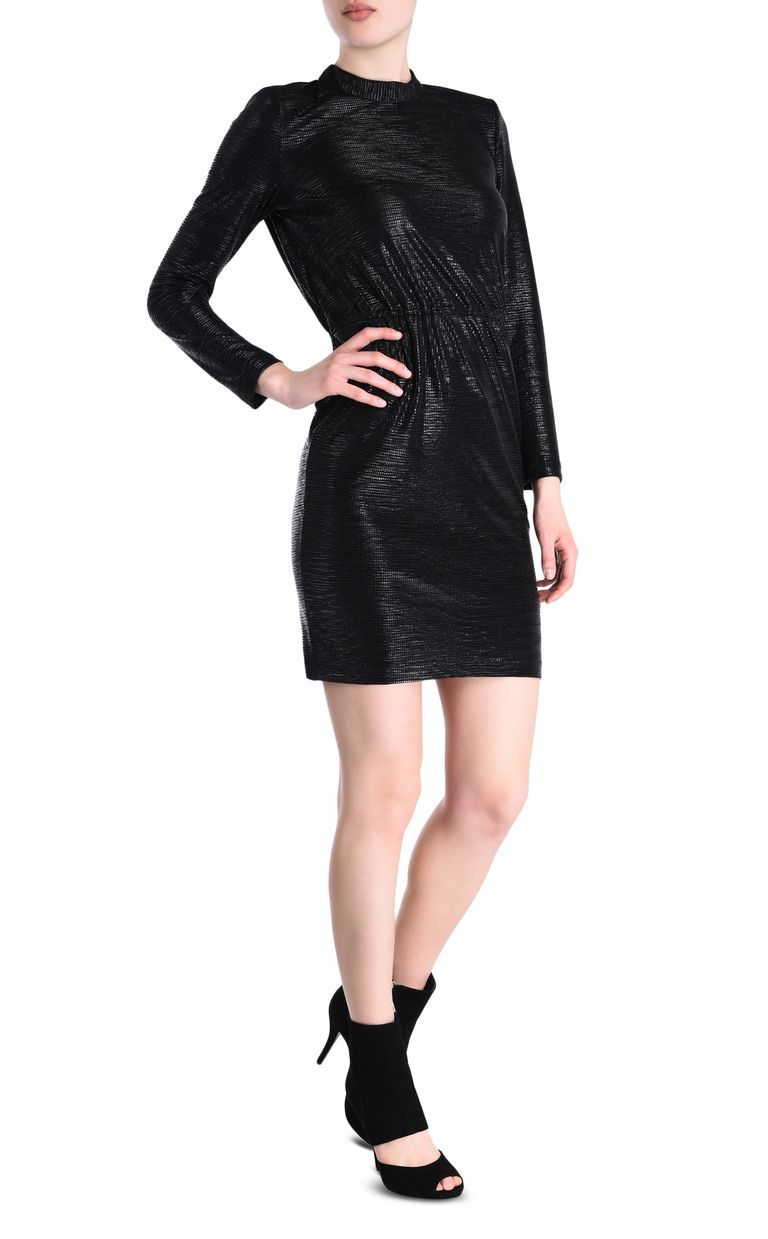 JUST CAVALLI Elegant black dress Short dress [*** pickupInStoreShipping_info ***] r