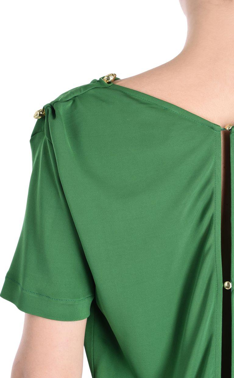JUST CAVALLI Plain mini dress Short dress [*** pickupInStoreShipping_info ***] e