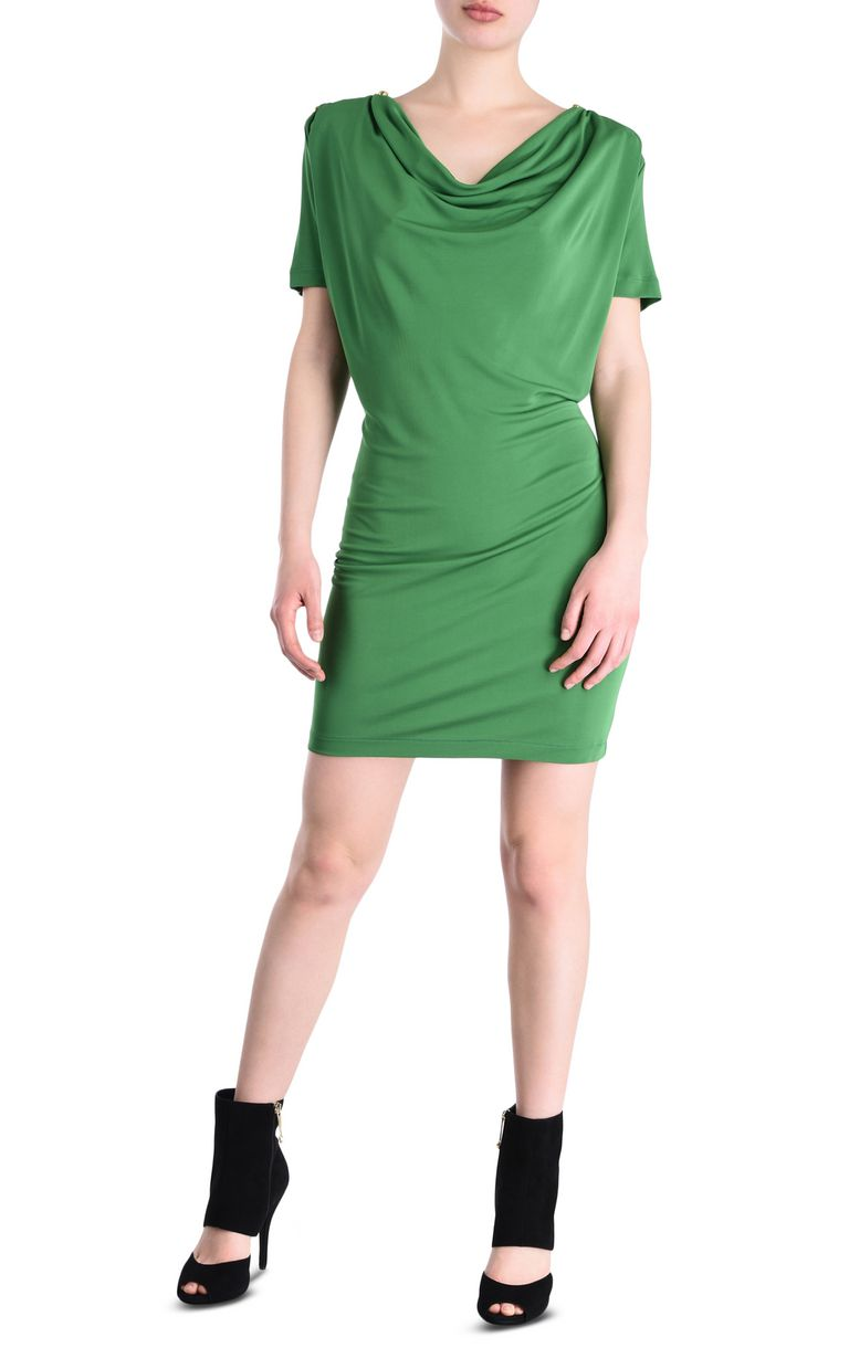 JUST CAVALLI Plain mini dress Short dress [*** pickupInStoreShipping_info ***] f