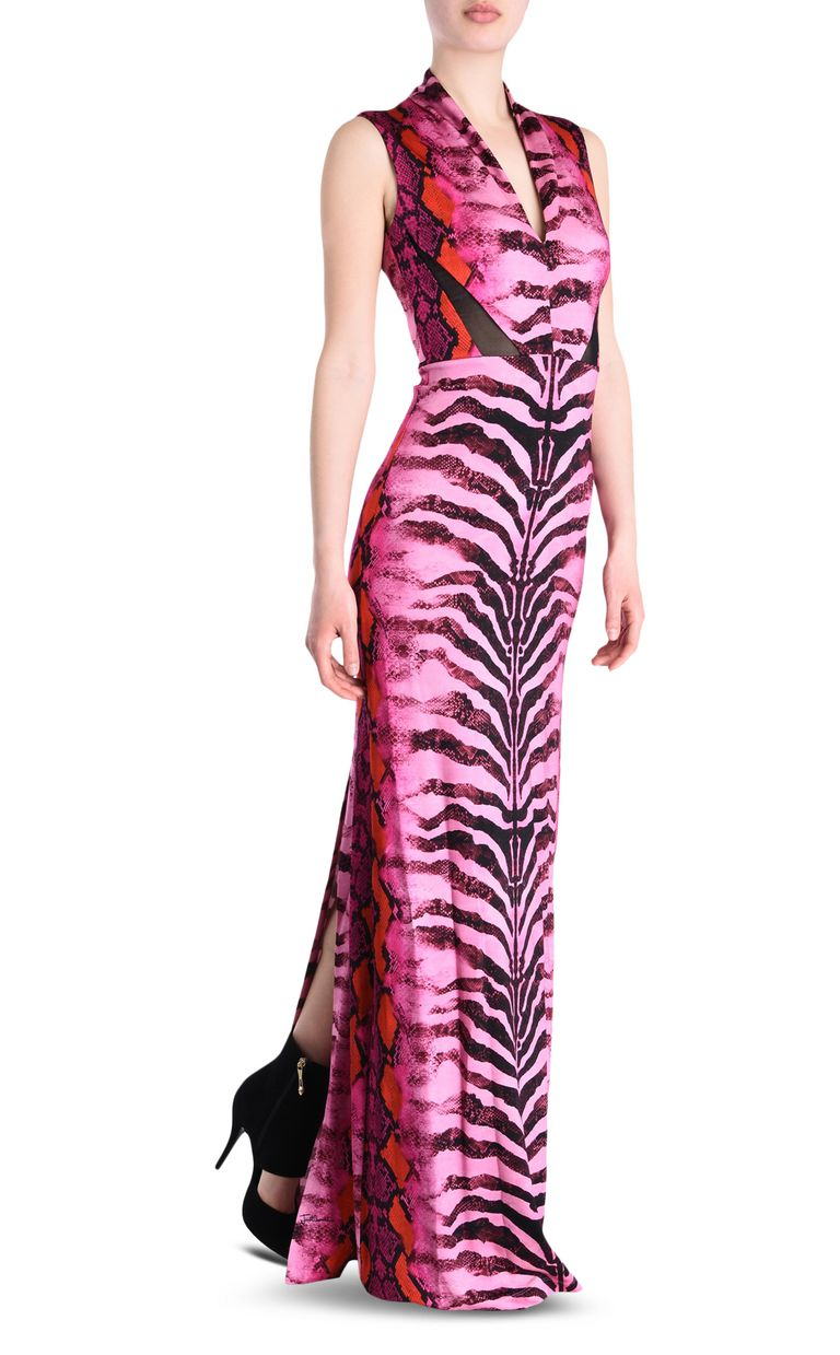 JUST CAVALLI Namibia maxi dress Long dress [*** pickupInStoreShipping_info ***] r