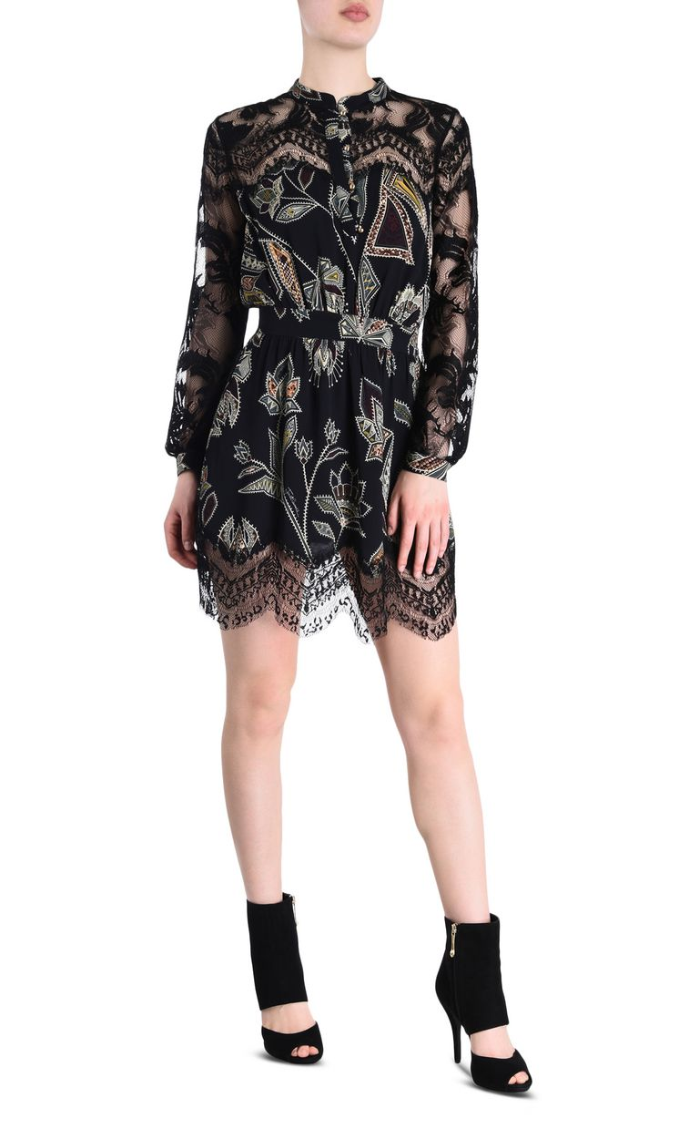 JUST CAVALLI Mozambique mini dress Short dress Woman f