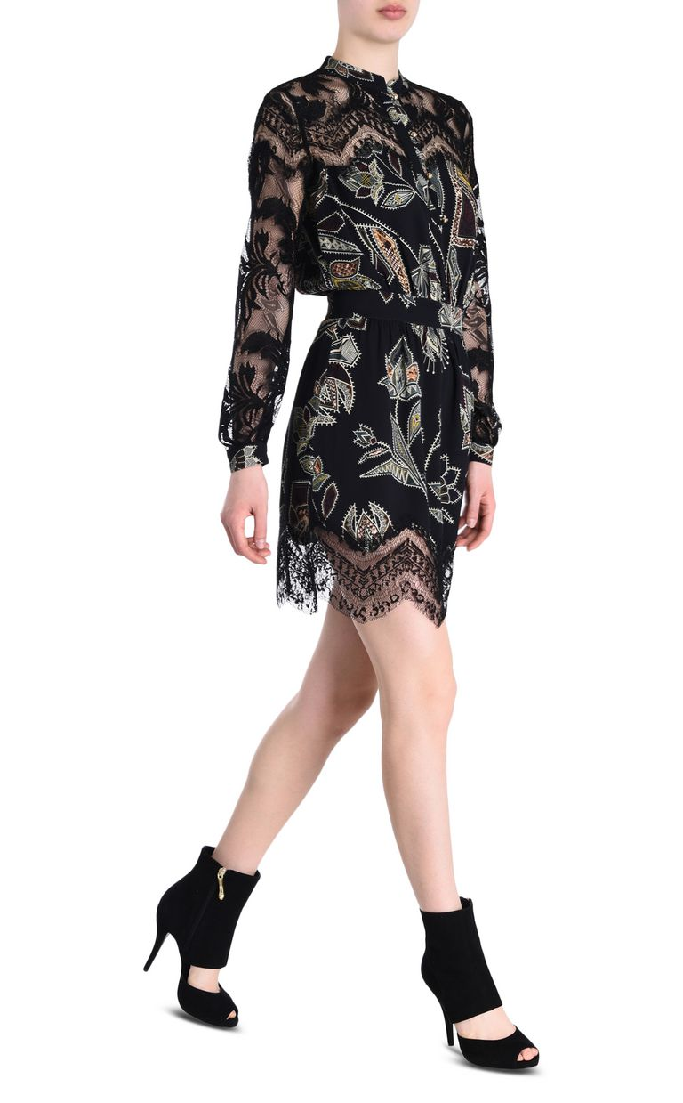 JUST CAVALLI Mozambique mini dress Short dress Woman r
