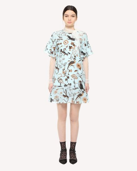 REDValentino Dress Woman QR3VA7503T4 DI8 f