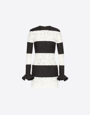 VALENTINO Knit top D Big Stripe sweater f